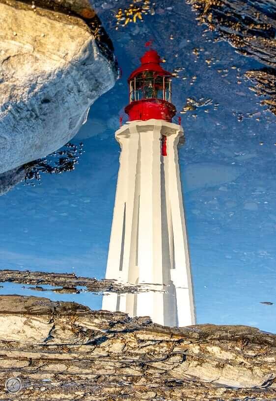 Le phare de Pointe-au-Père