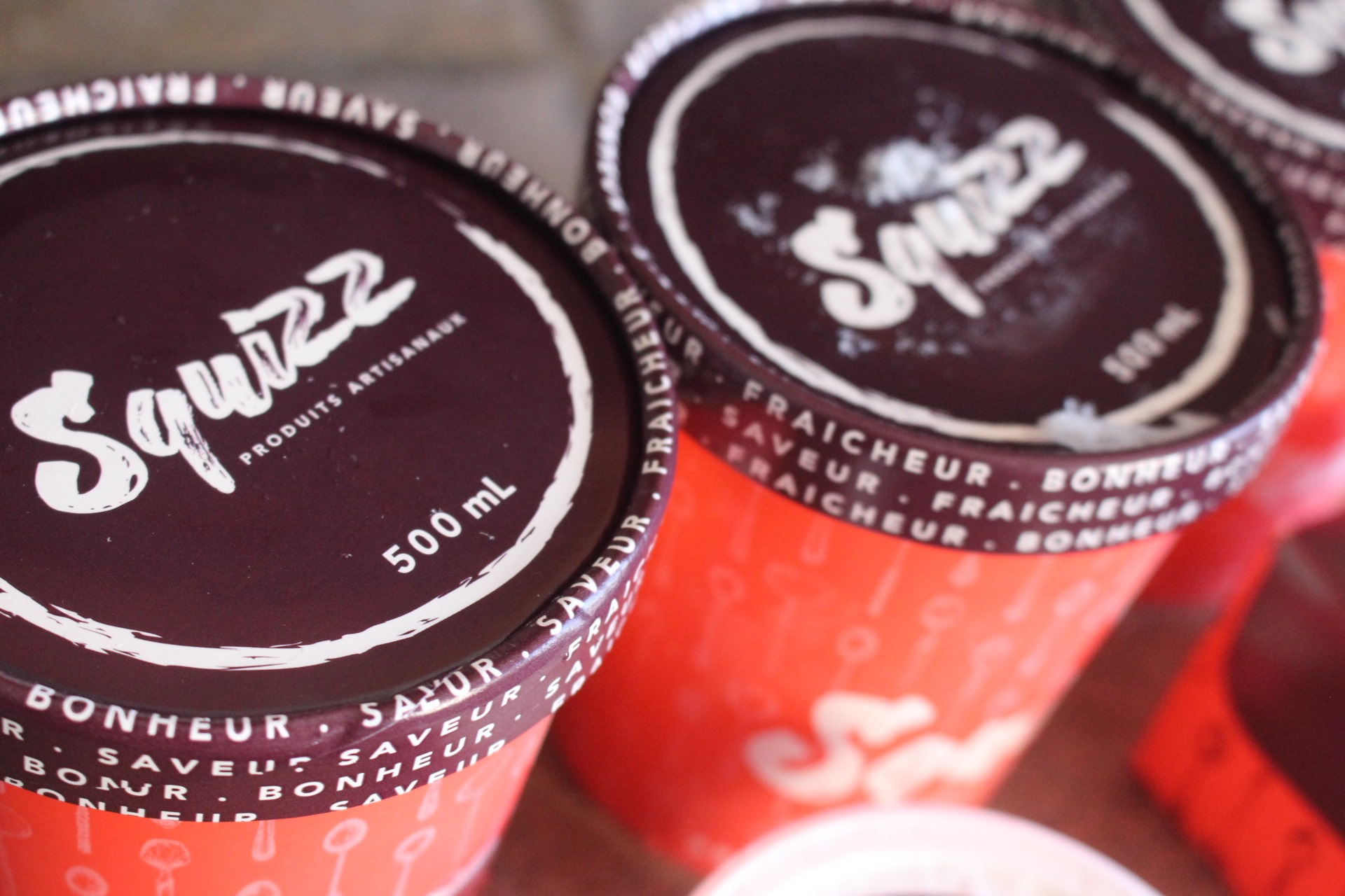 Squizz crème glacée