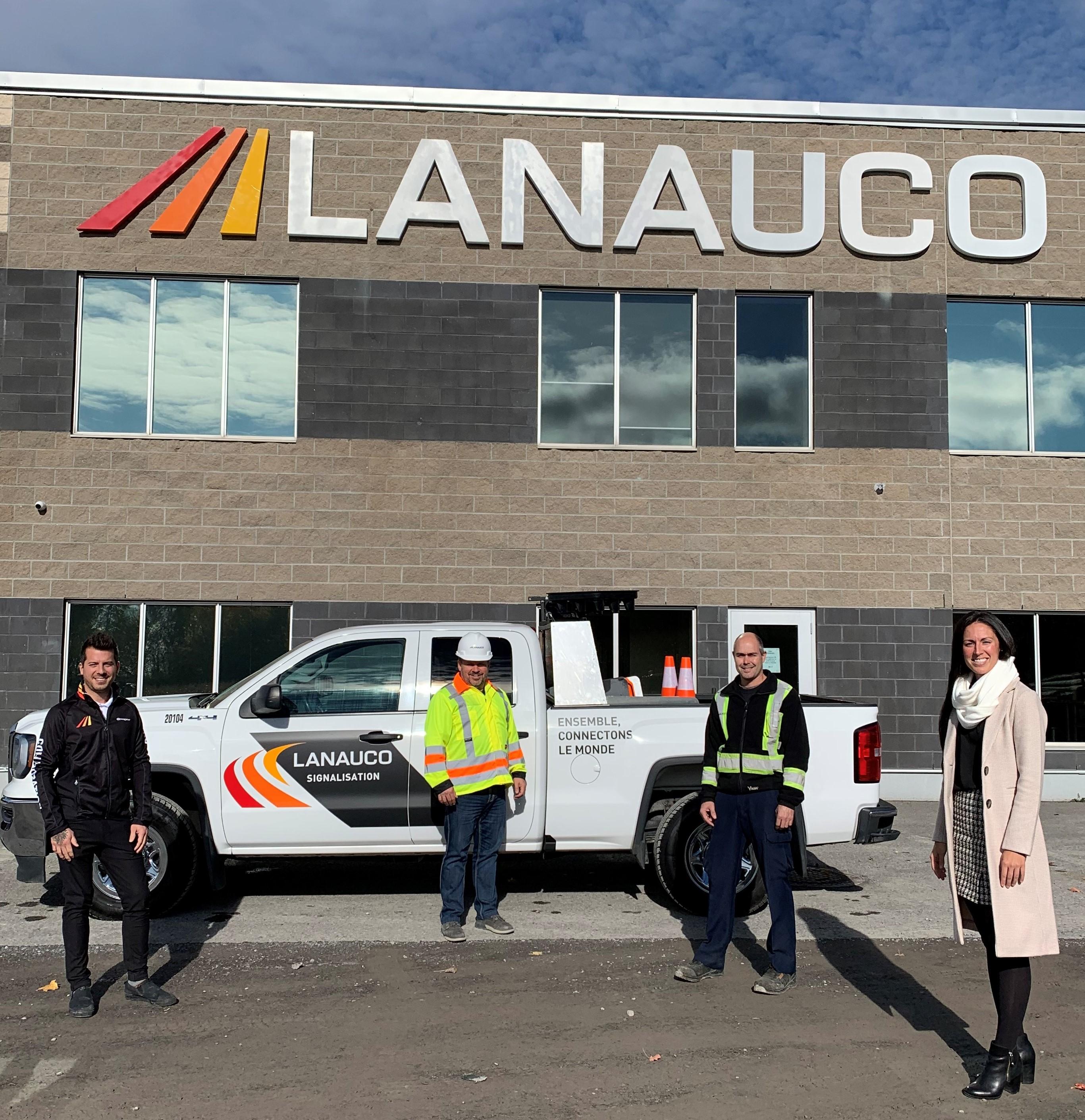 Lanauco