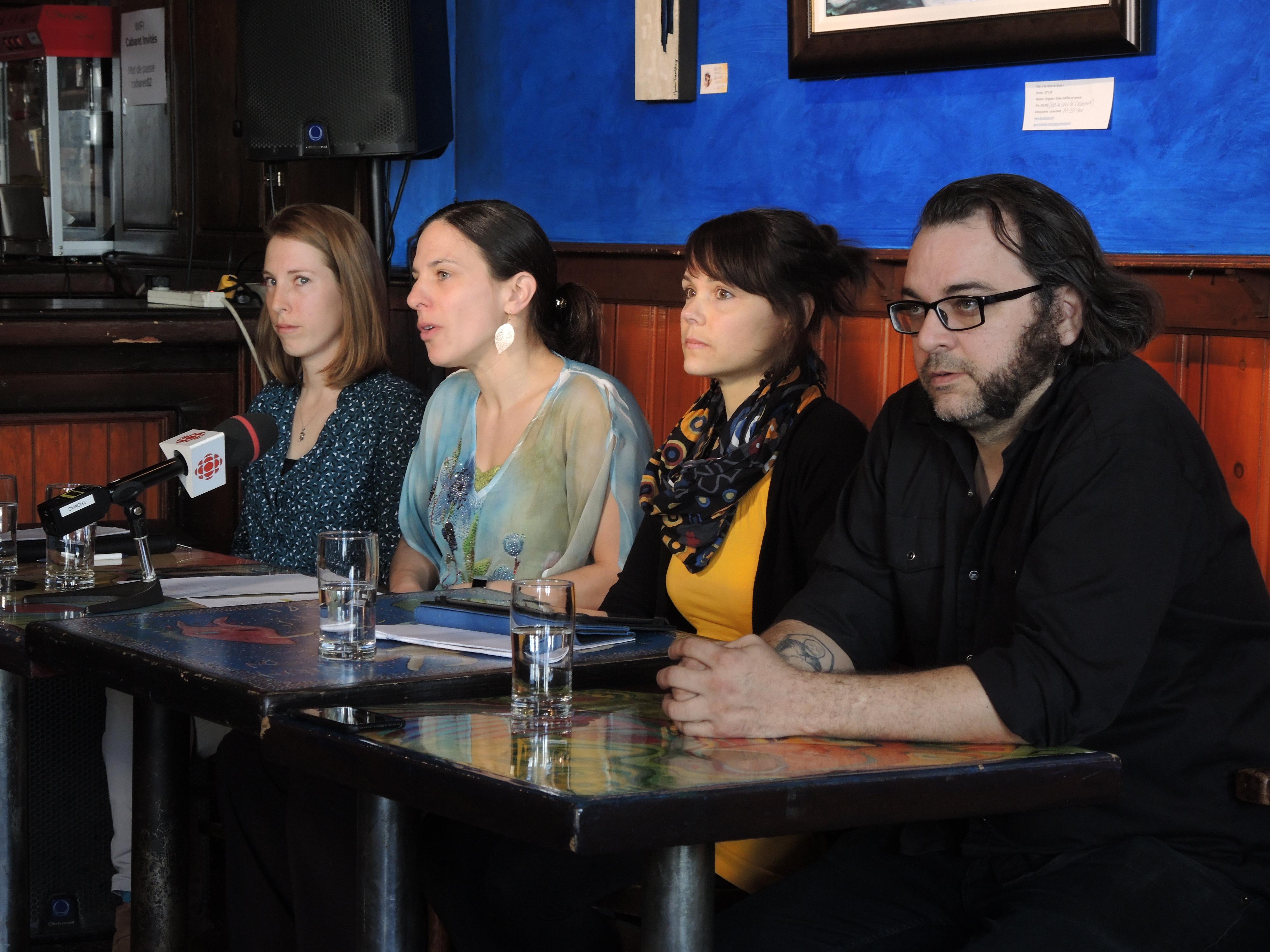 Comité Arrêt Rejets Émission Toxiques Rouyn-Noranda