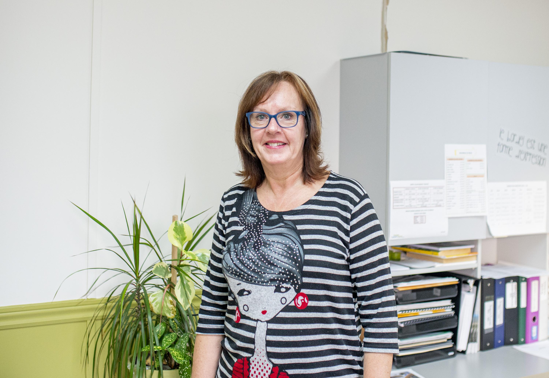 Claire Levasseur Centre d'action bénévole de Matane