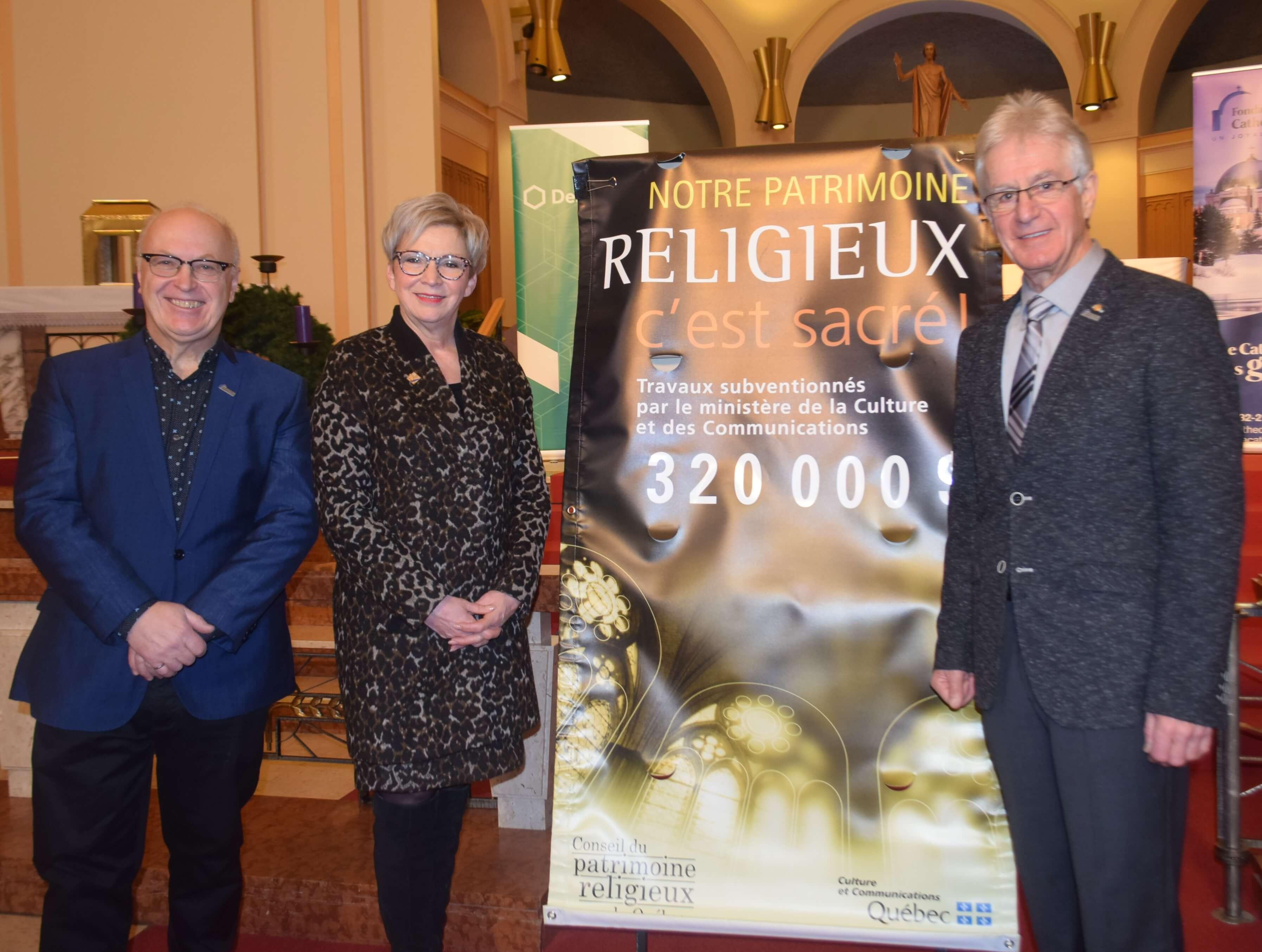 Patrimoine Religieux Fondation Héritage