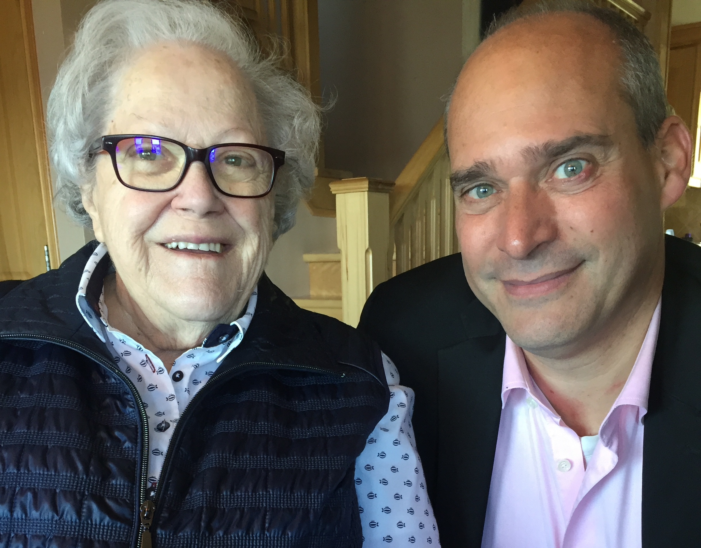 Suzanne Tremblay et Guy Caron