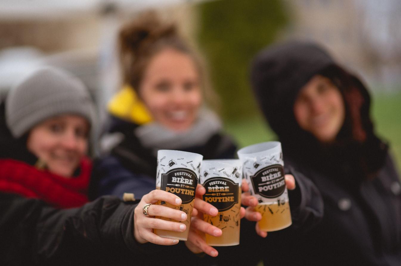 Festival Bières et poutines Joliette