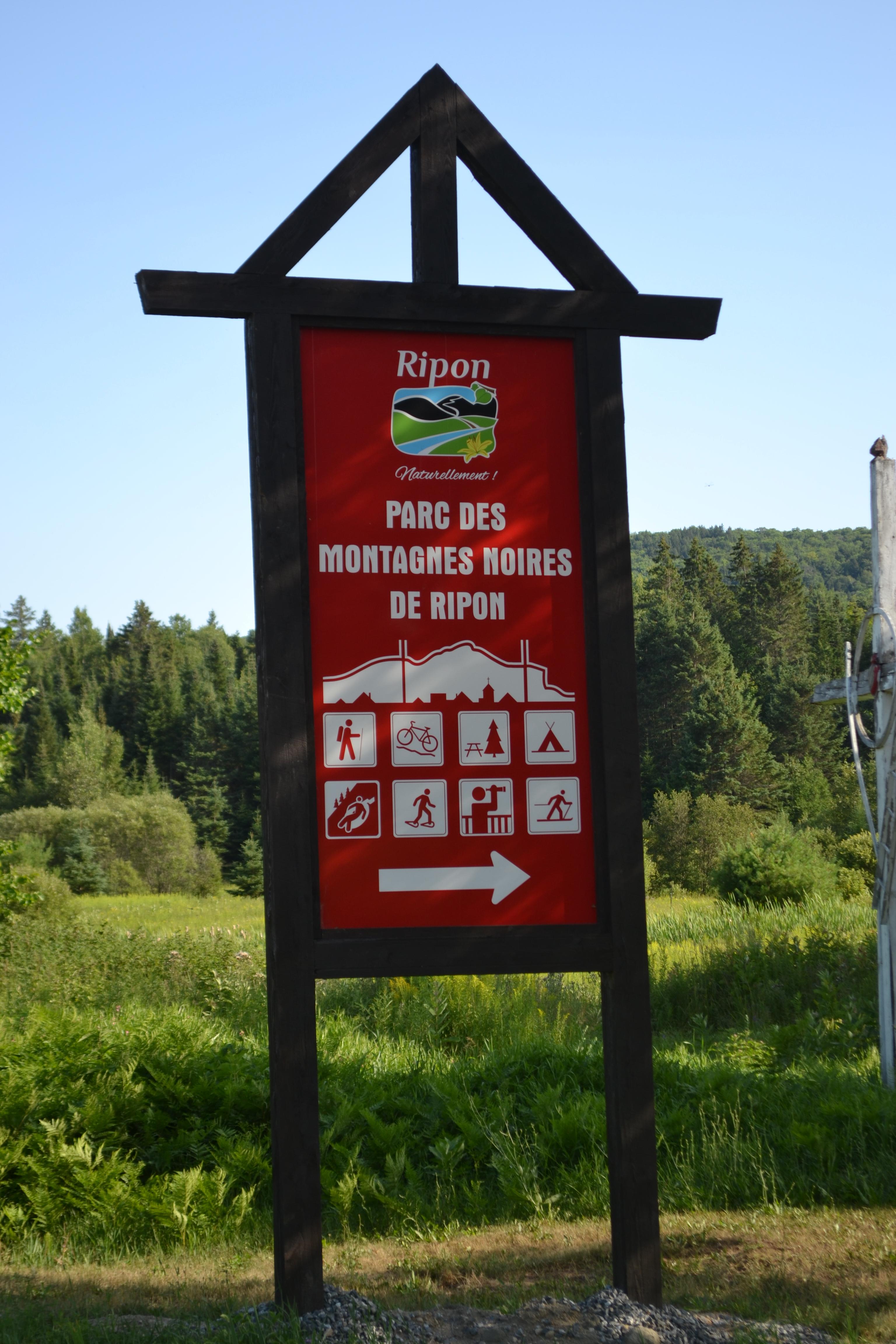 Parc Montagne Noire