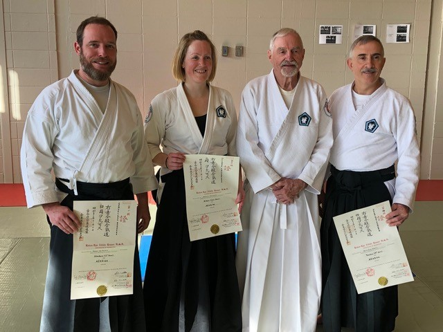 aikido gradués