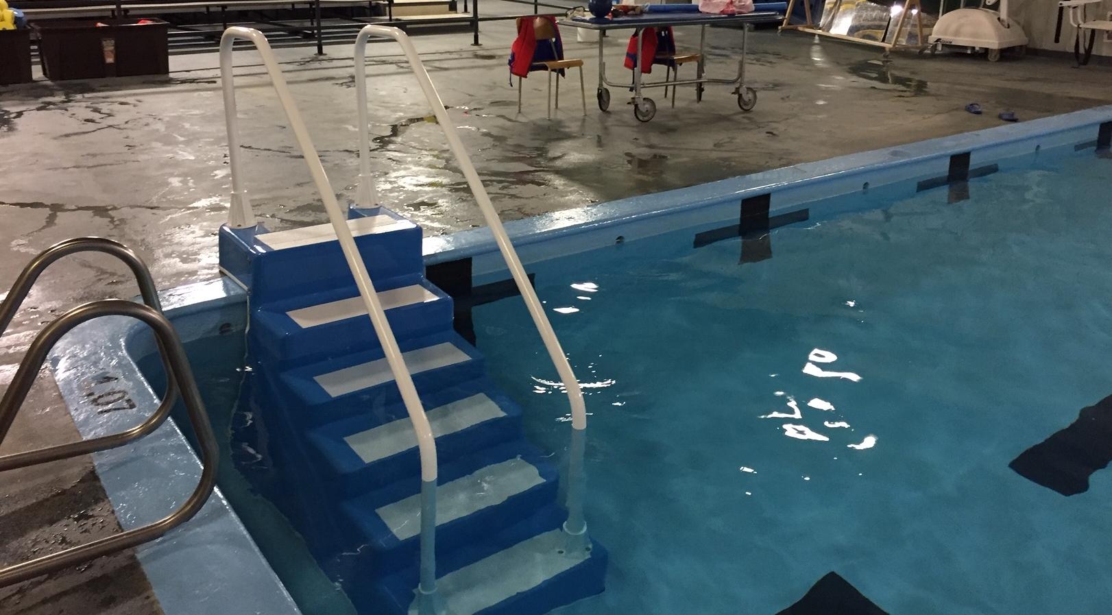 piscine d'Amqui
