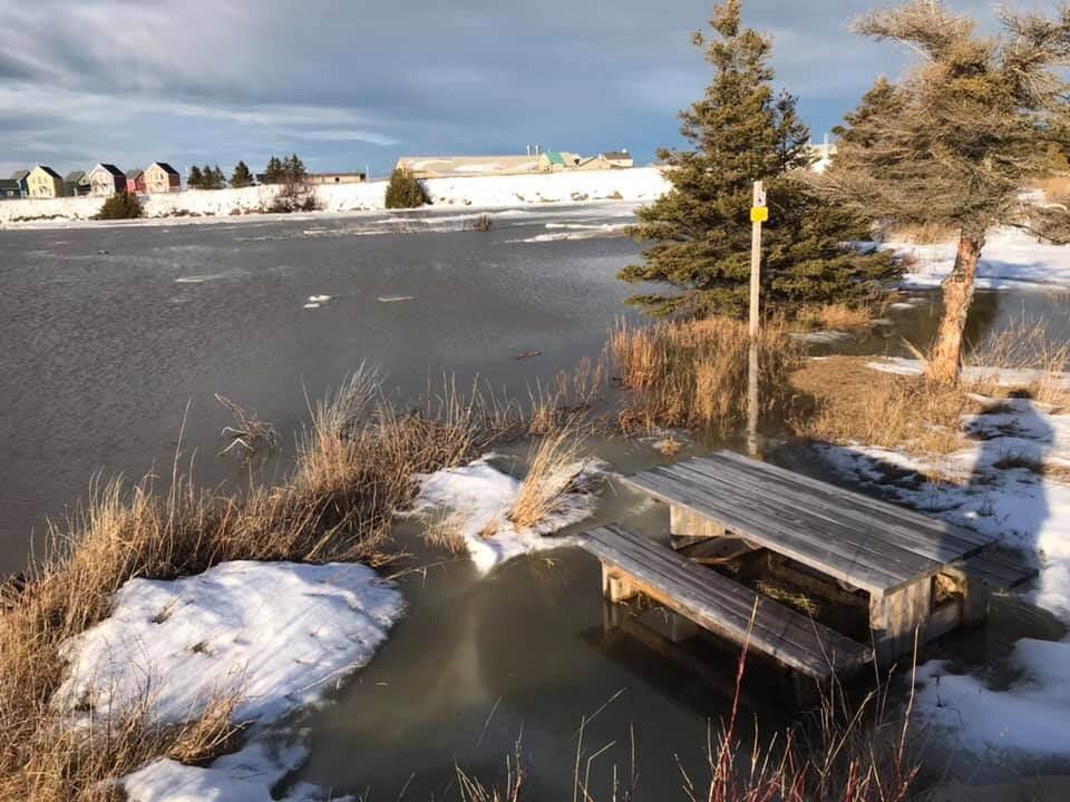 Cap-Chat inondation
