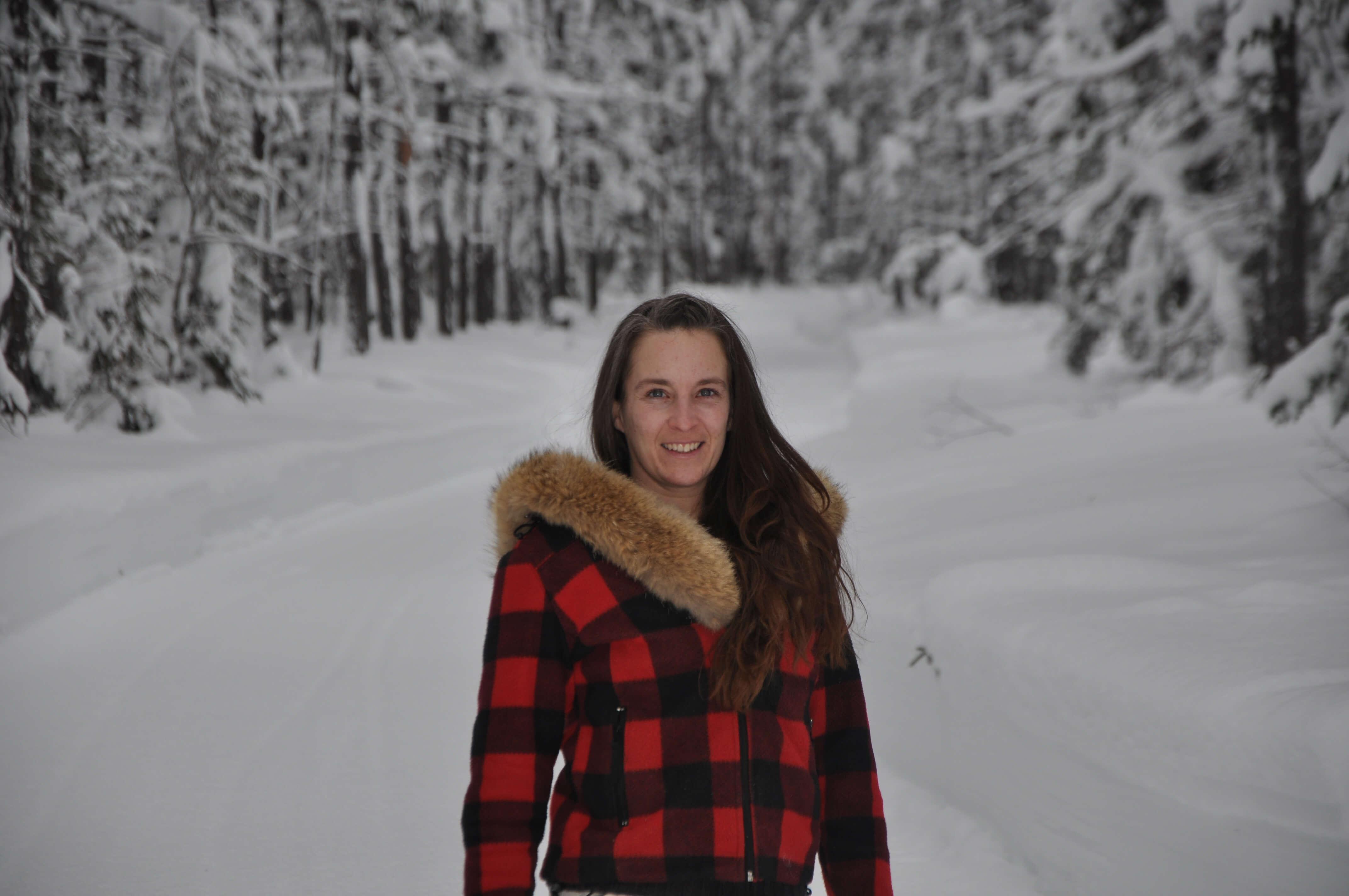 Stéphanie Rouillard coureuse des bois oasis du bonheur