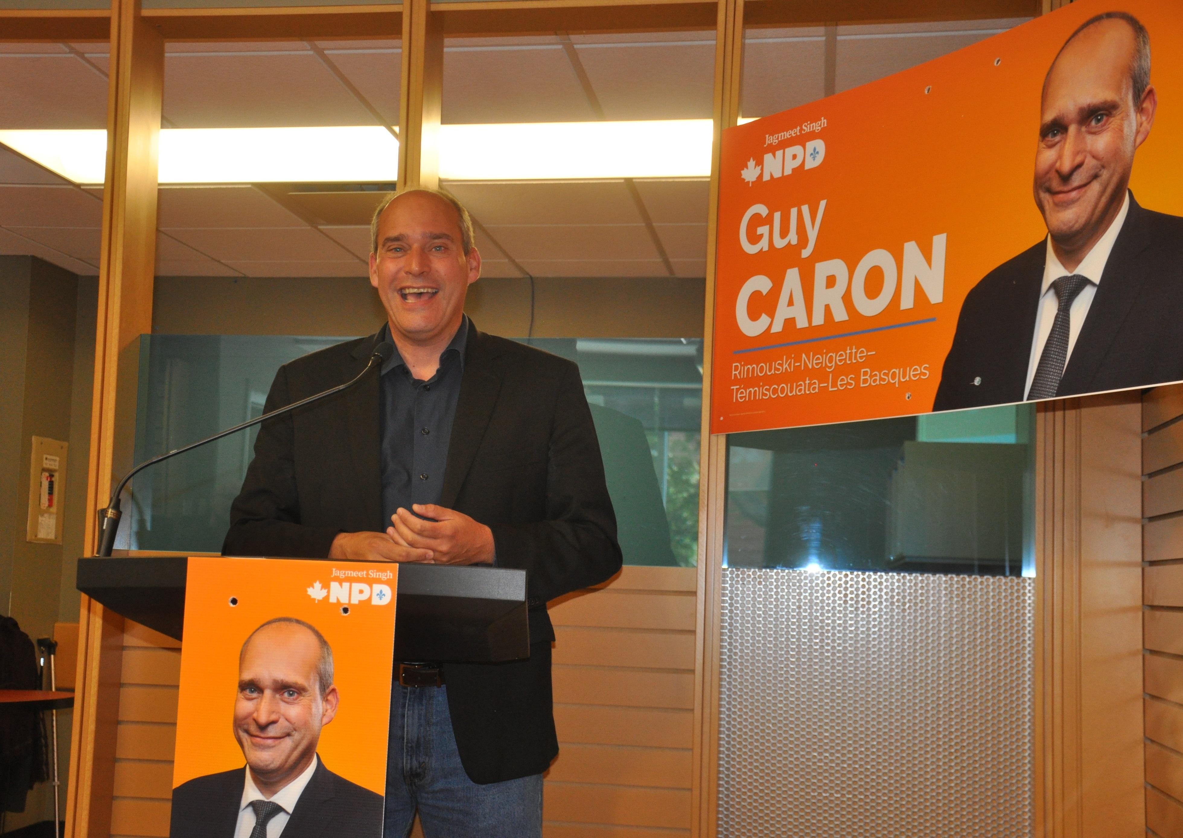 Guy Caron