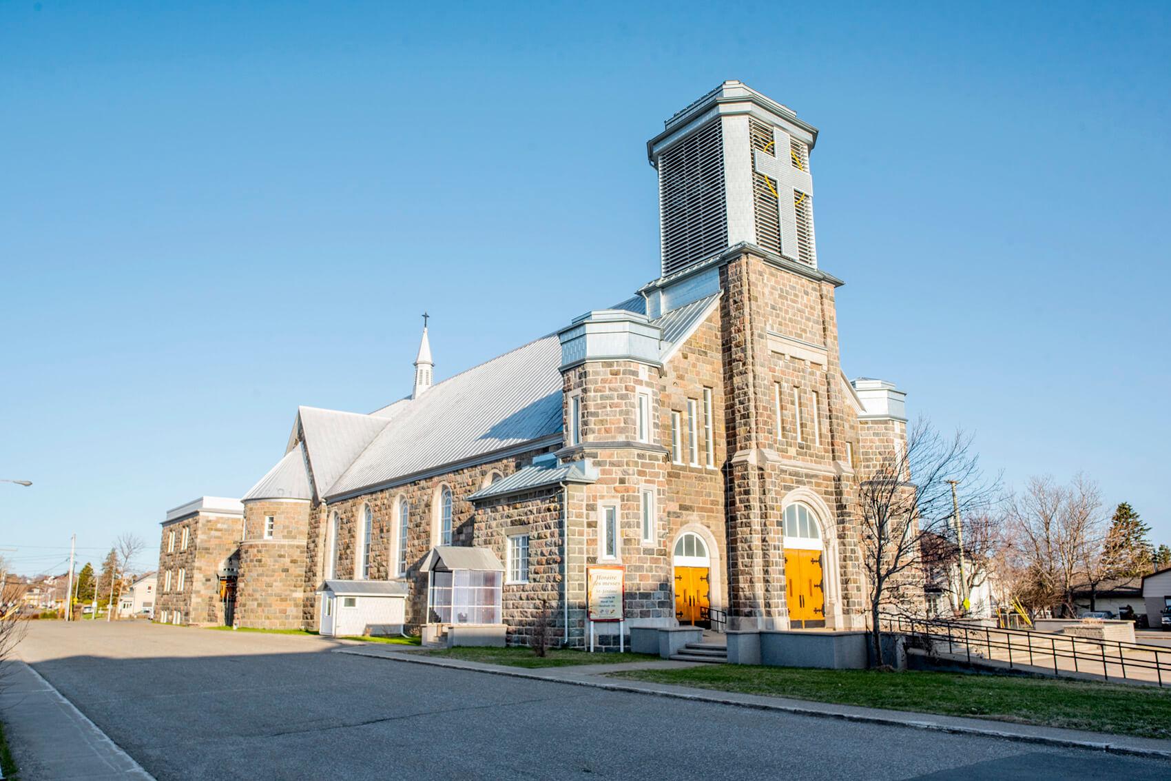 Église Saint-Jérôme de Matane