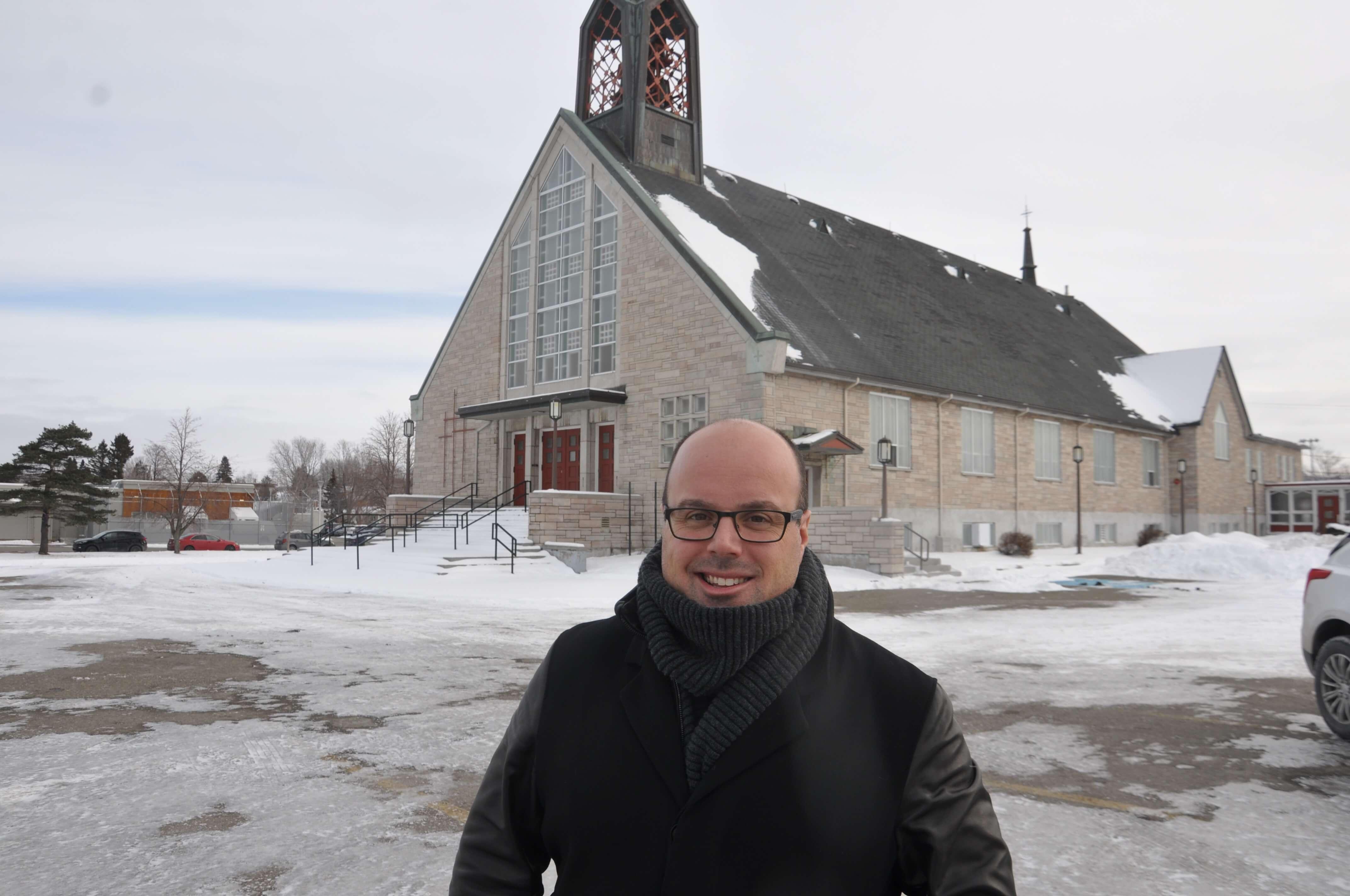 Dan Gleeton église Ste-Agnès