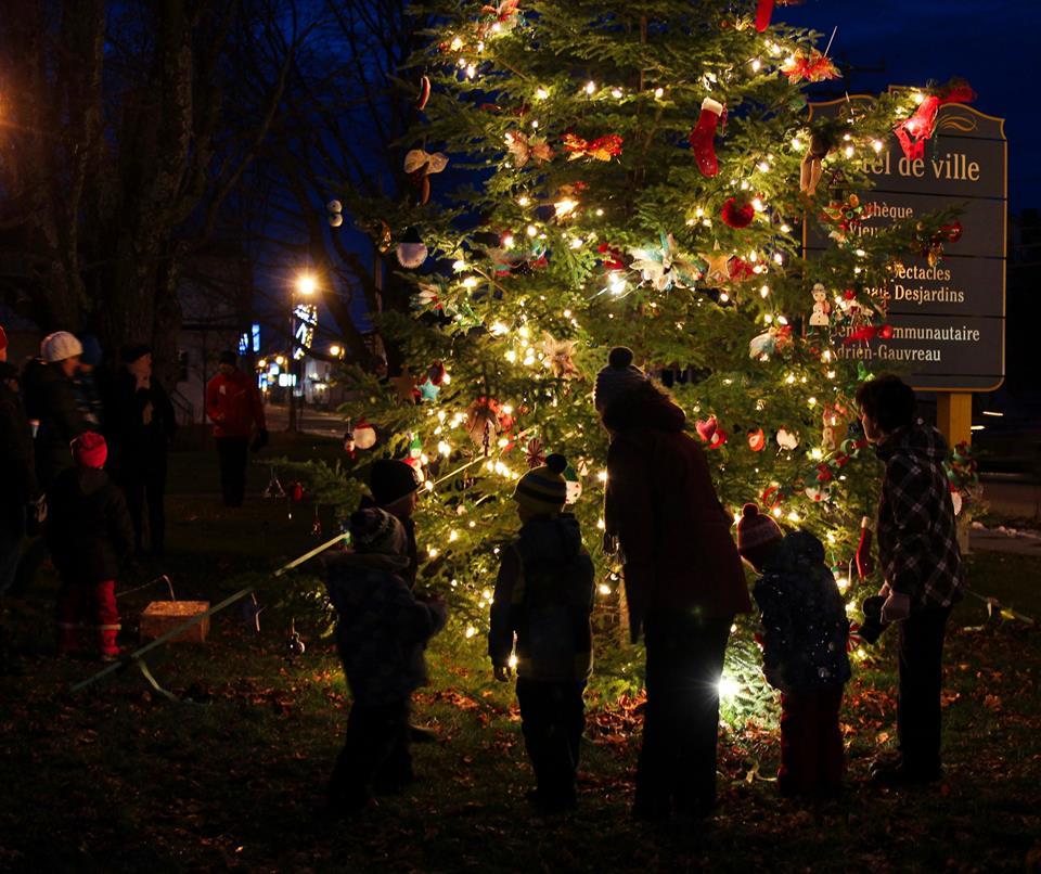 Noël en Gaspésie