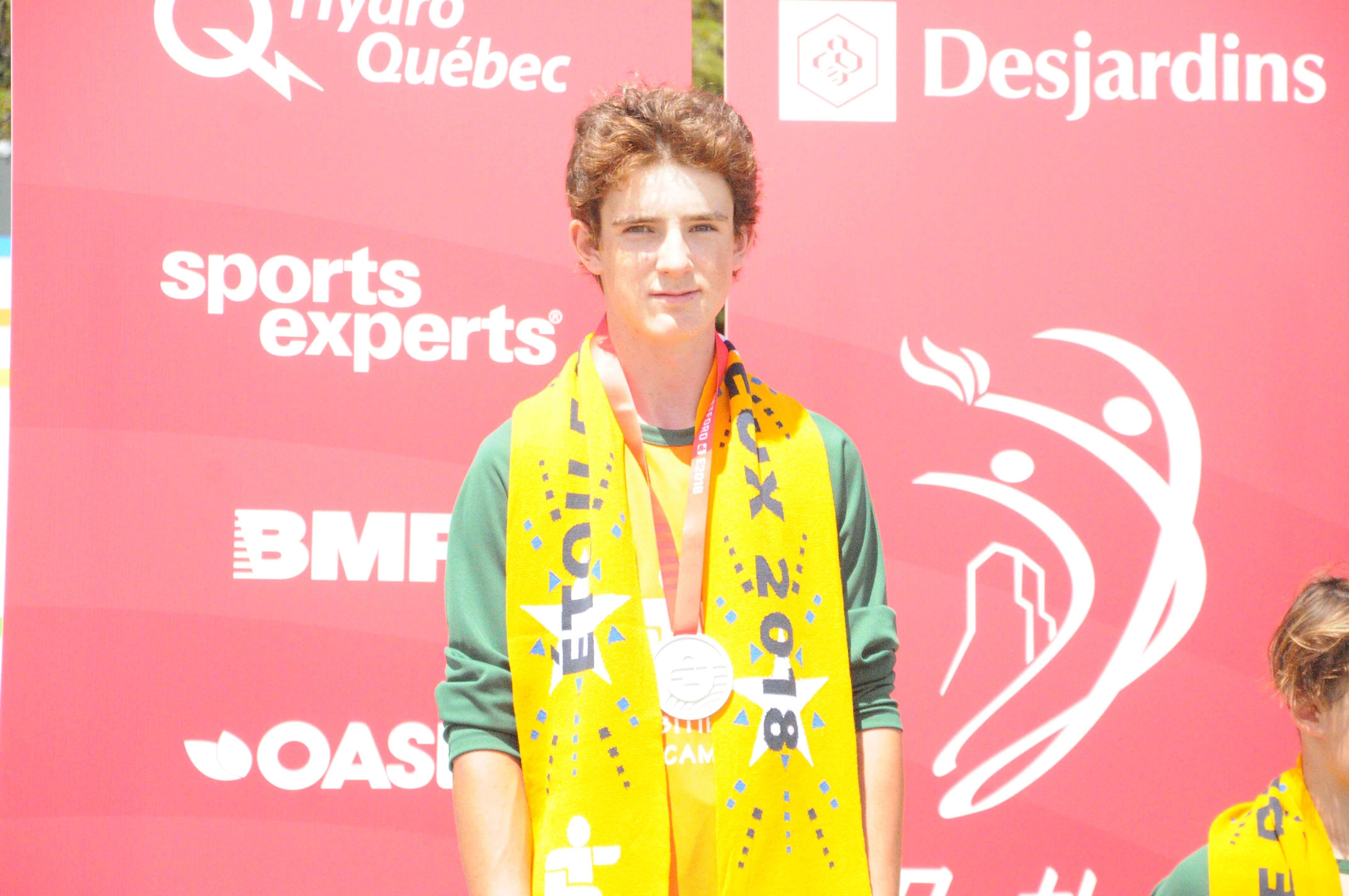 Jérôme Gauthier - Jeux du Québec