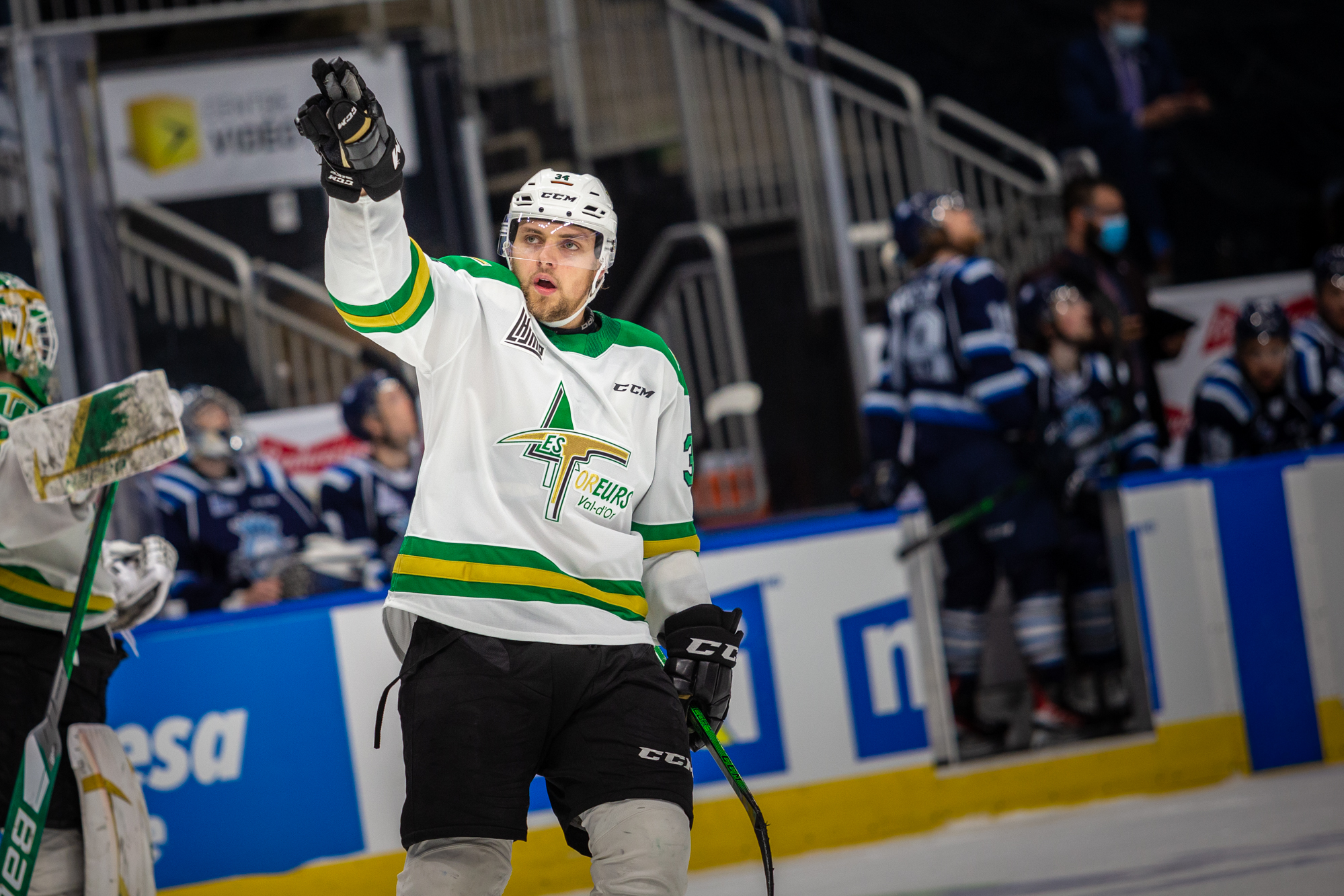 Nathan Légaré - Foreurs Val-d'Or