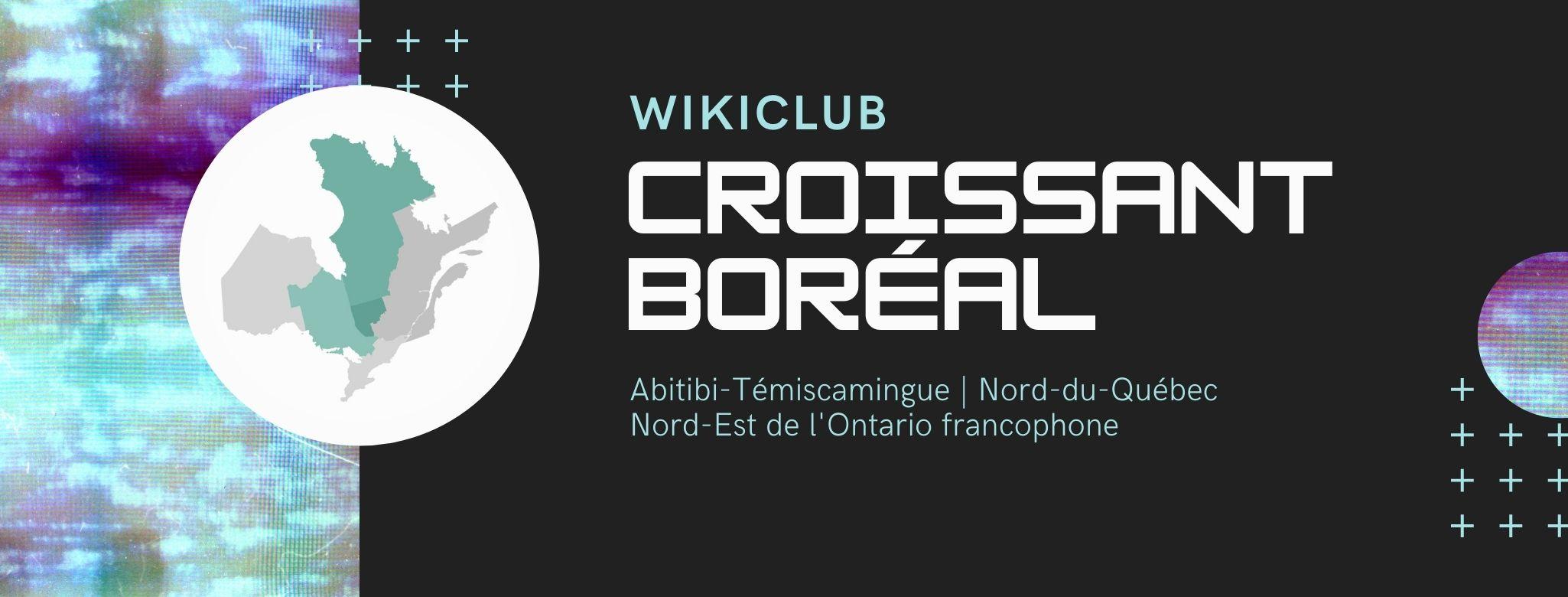 WikiClub Croissant boréal