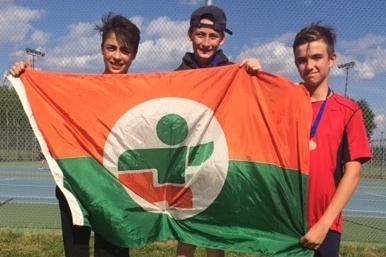 Jeux régionaux - Abitibi-Témiscamingue Tennis Garçon