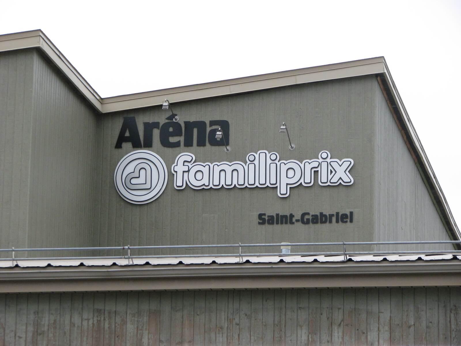 aréna Familiprix