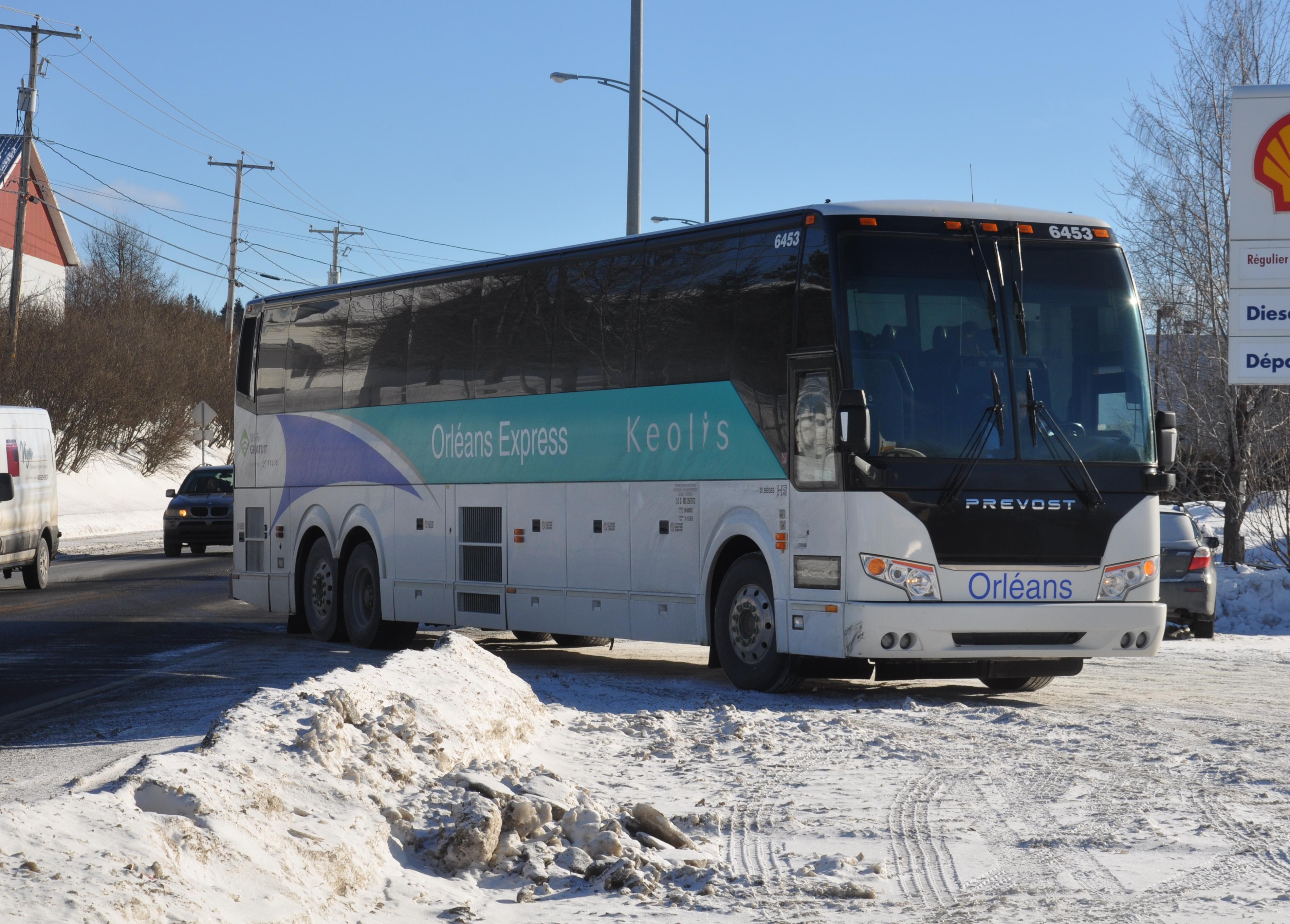 Orléans Autobus