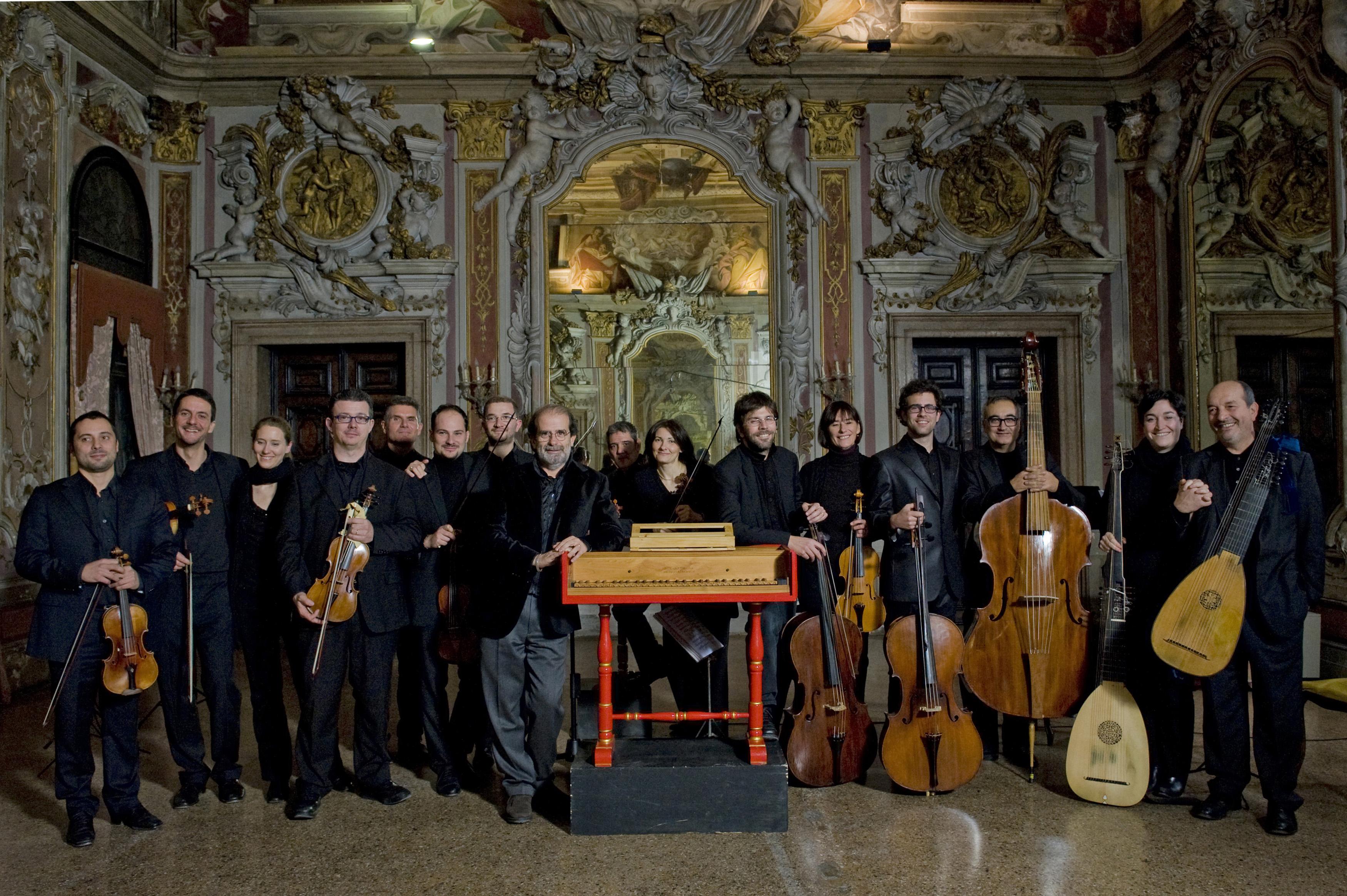 Orchestre baroque de Venise
