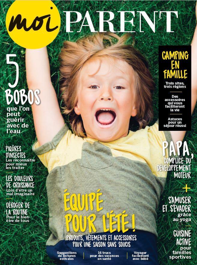 Magazine Moi Parent