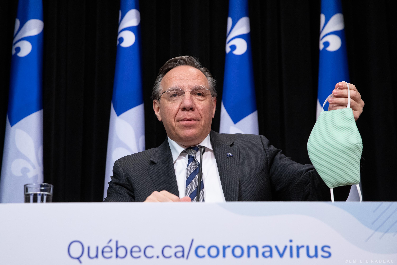 François Legault