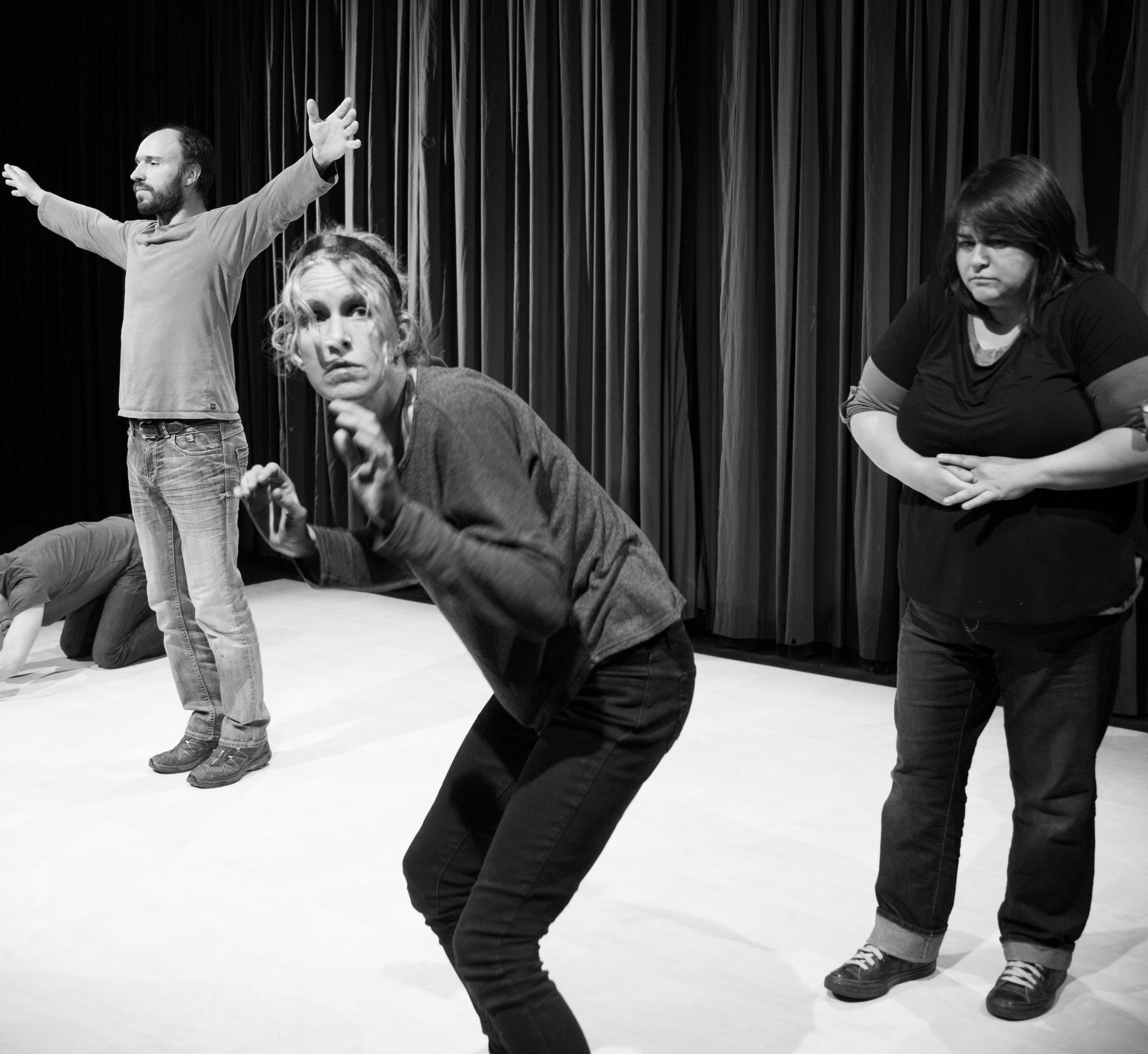 « Vacarme des solitudes », une création du Théâtre des Grands Vents de Matane