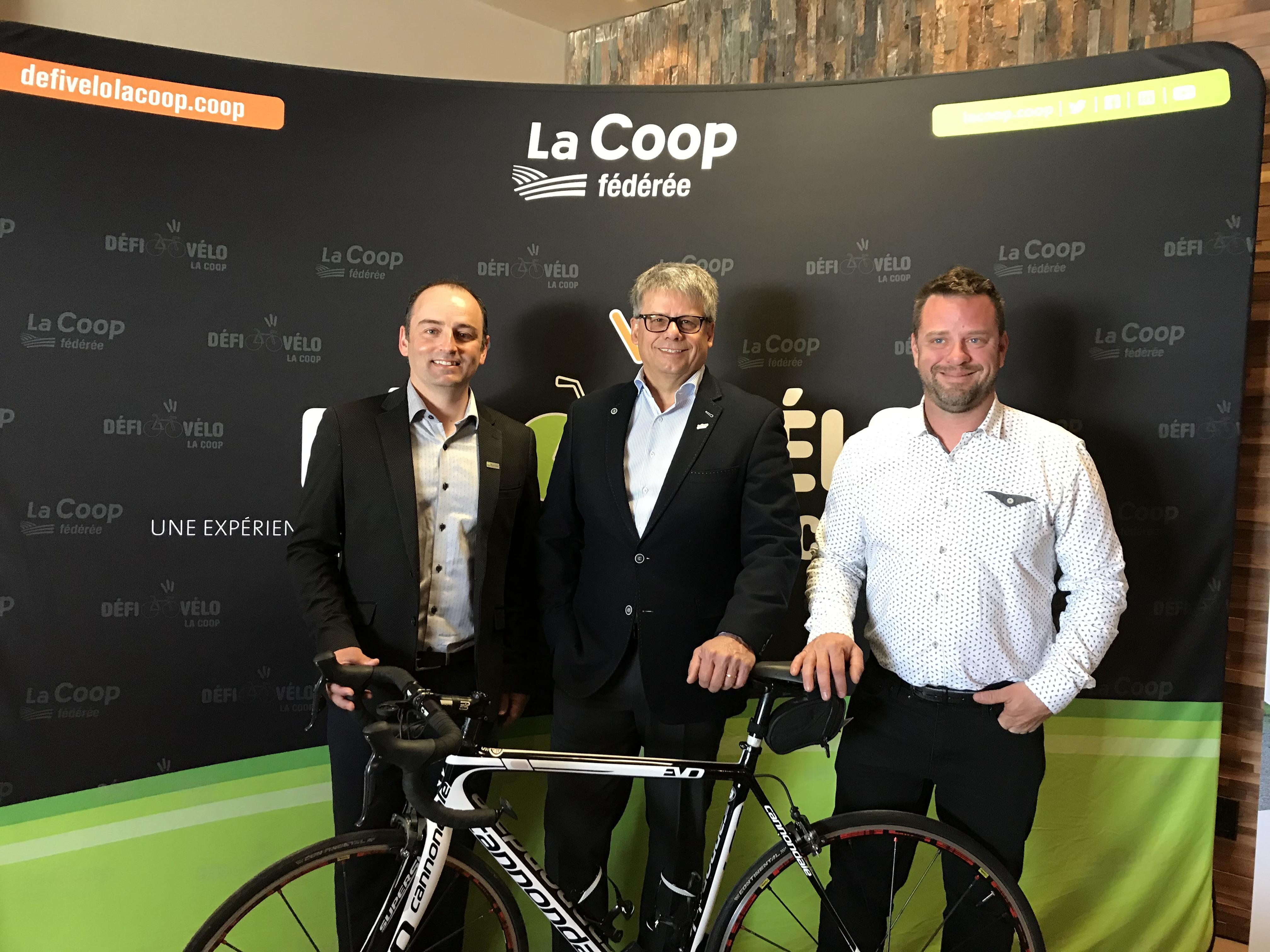 Défi-Vélo La Coop