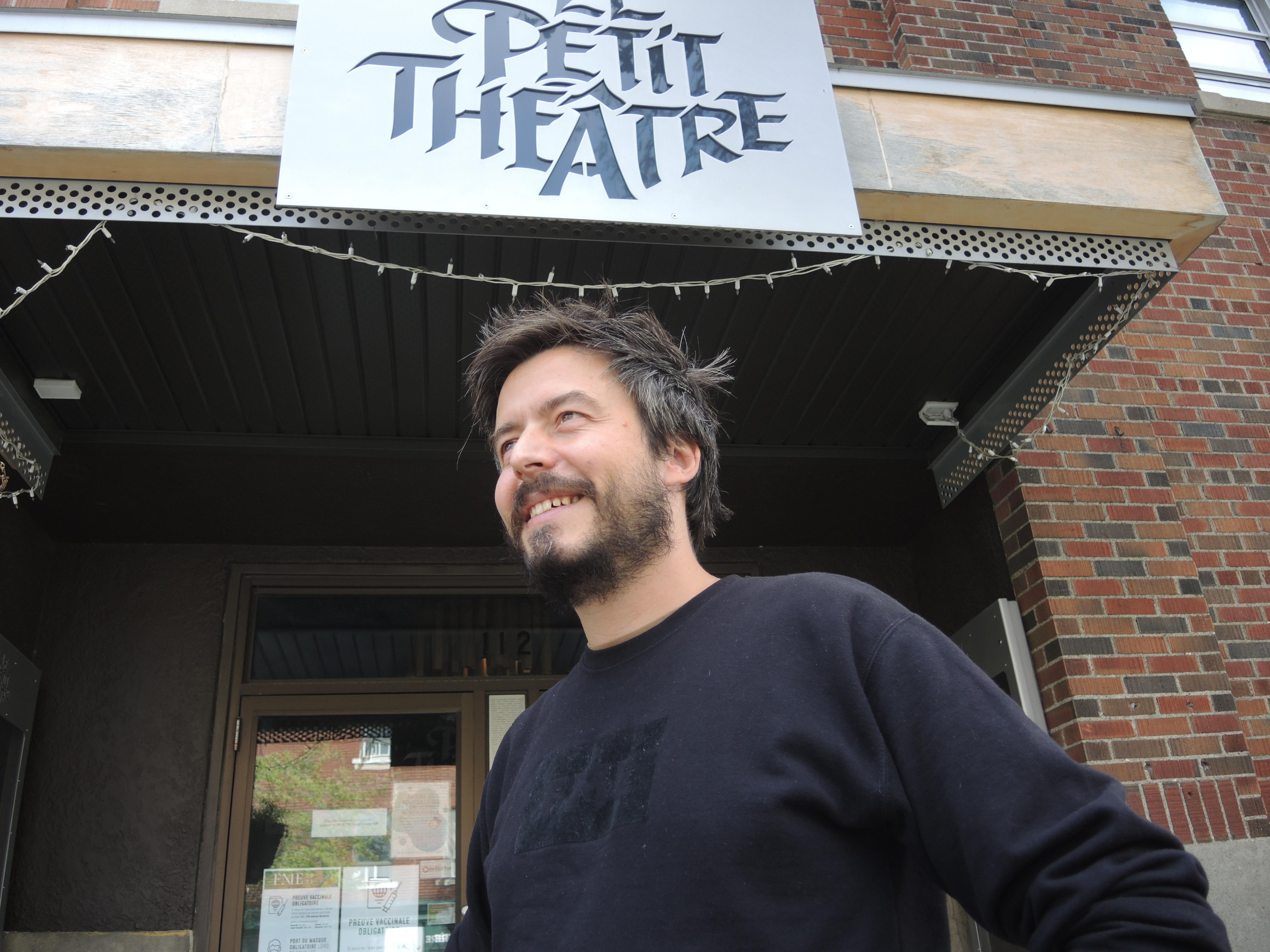 Dominique Leclerc cinéaste