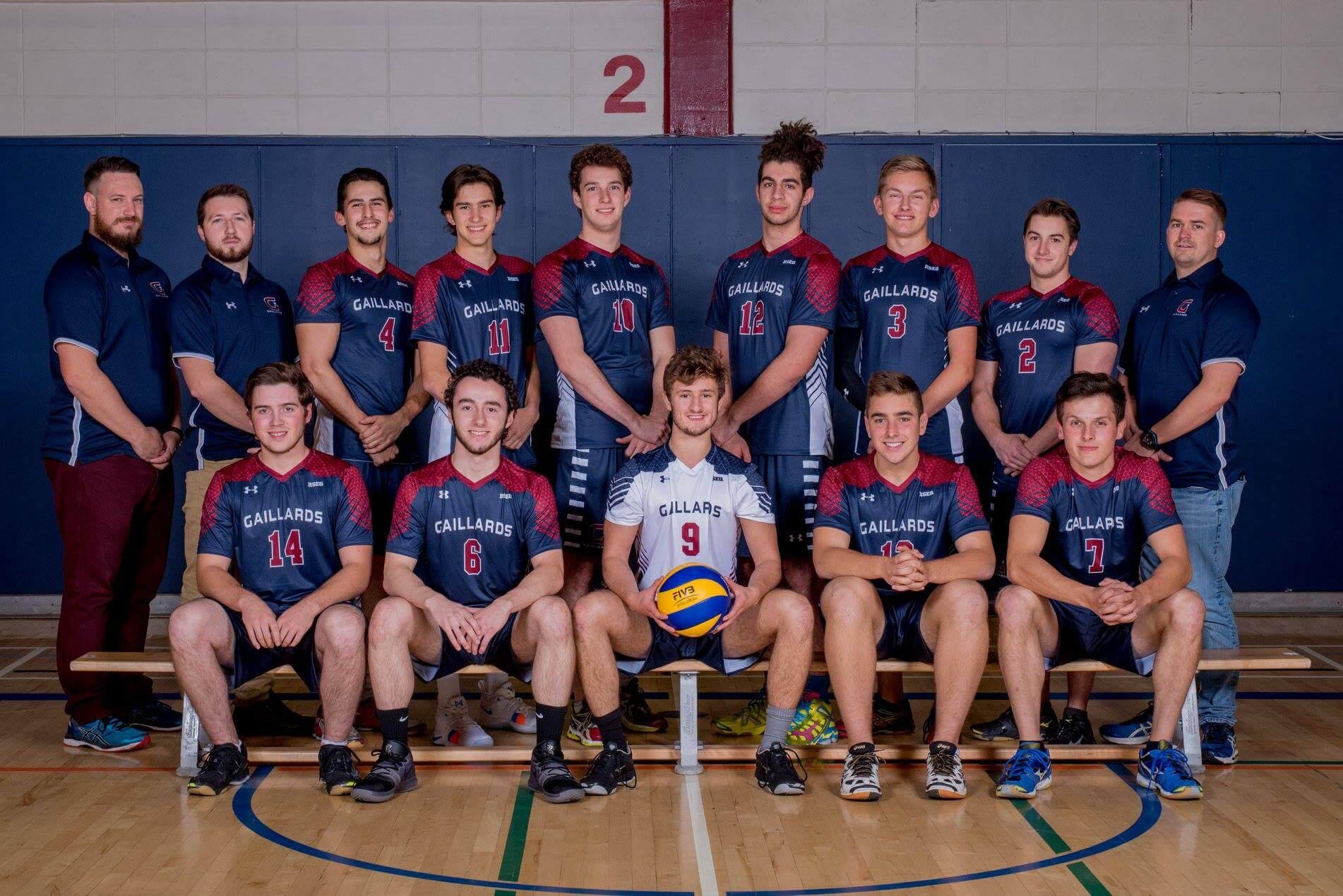 Gaillards Volleyball