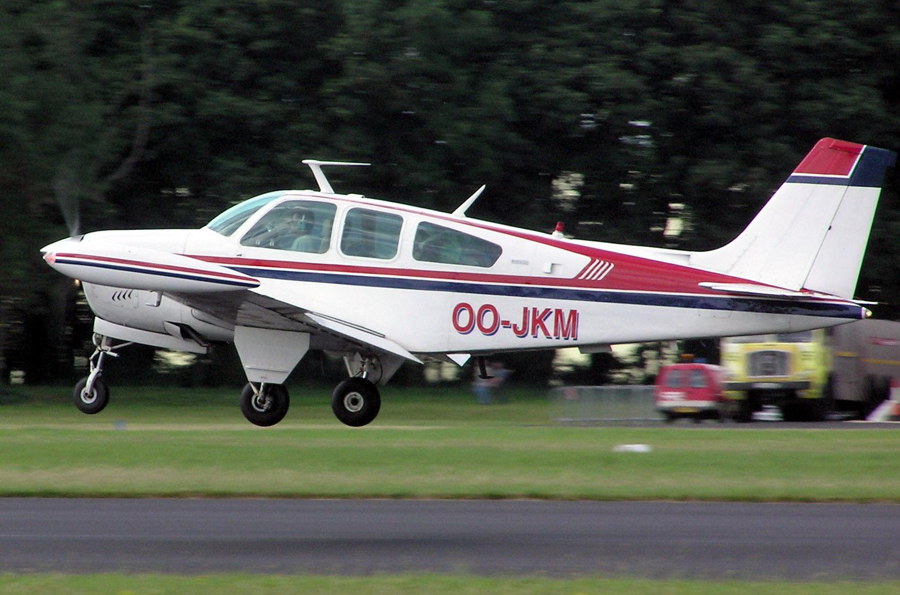 Avion recherché