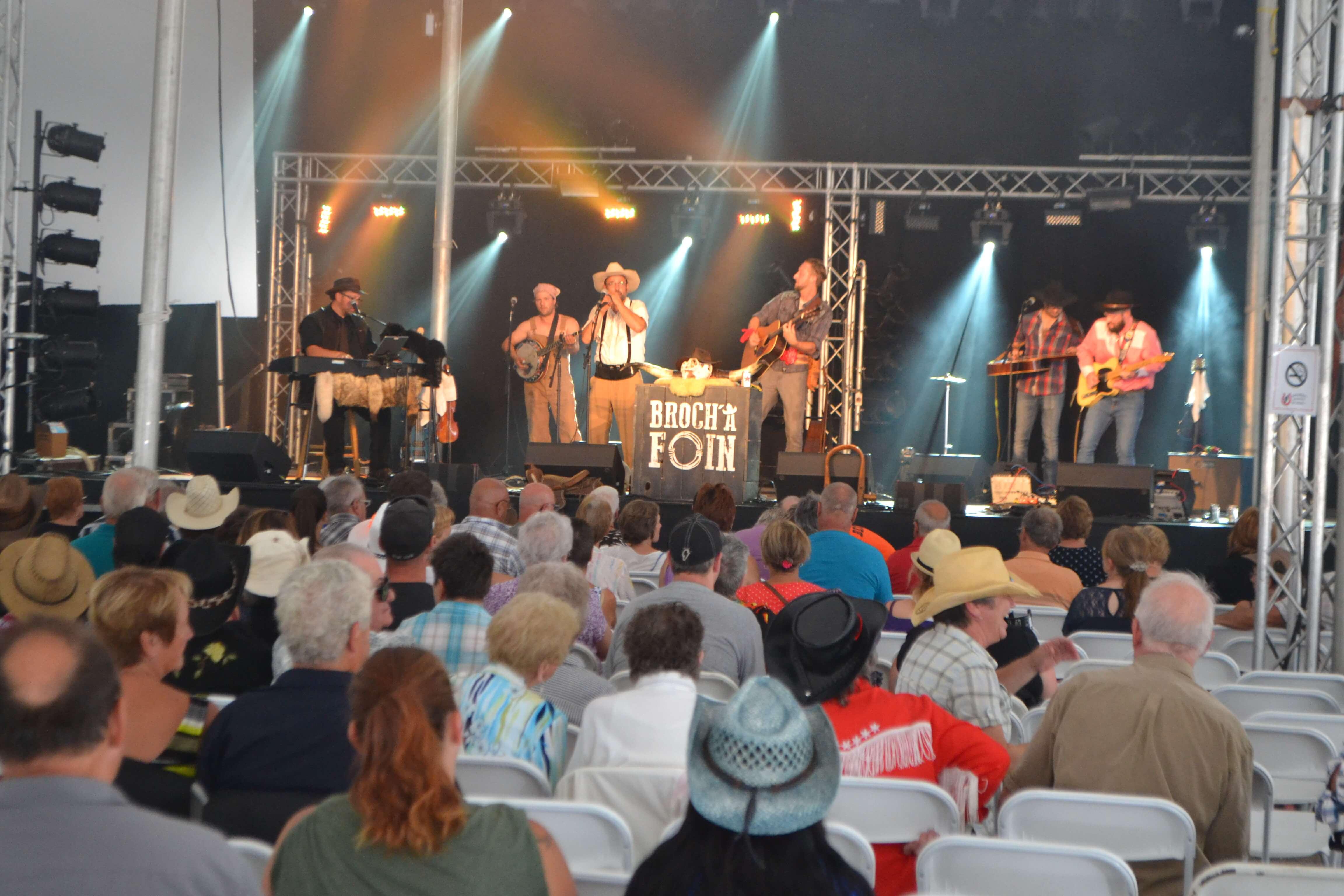 Festival western