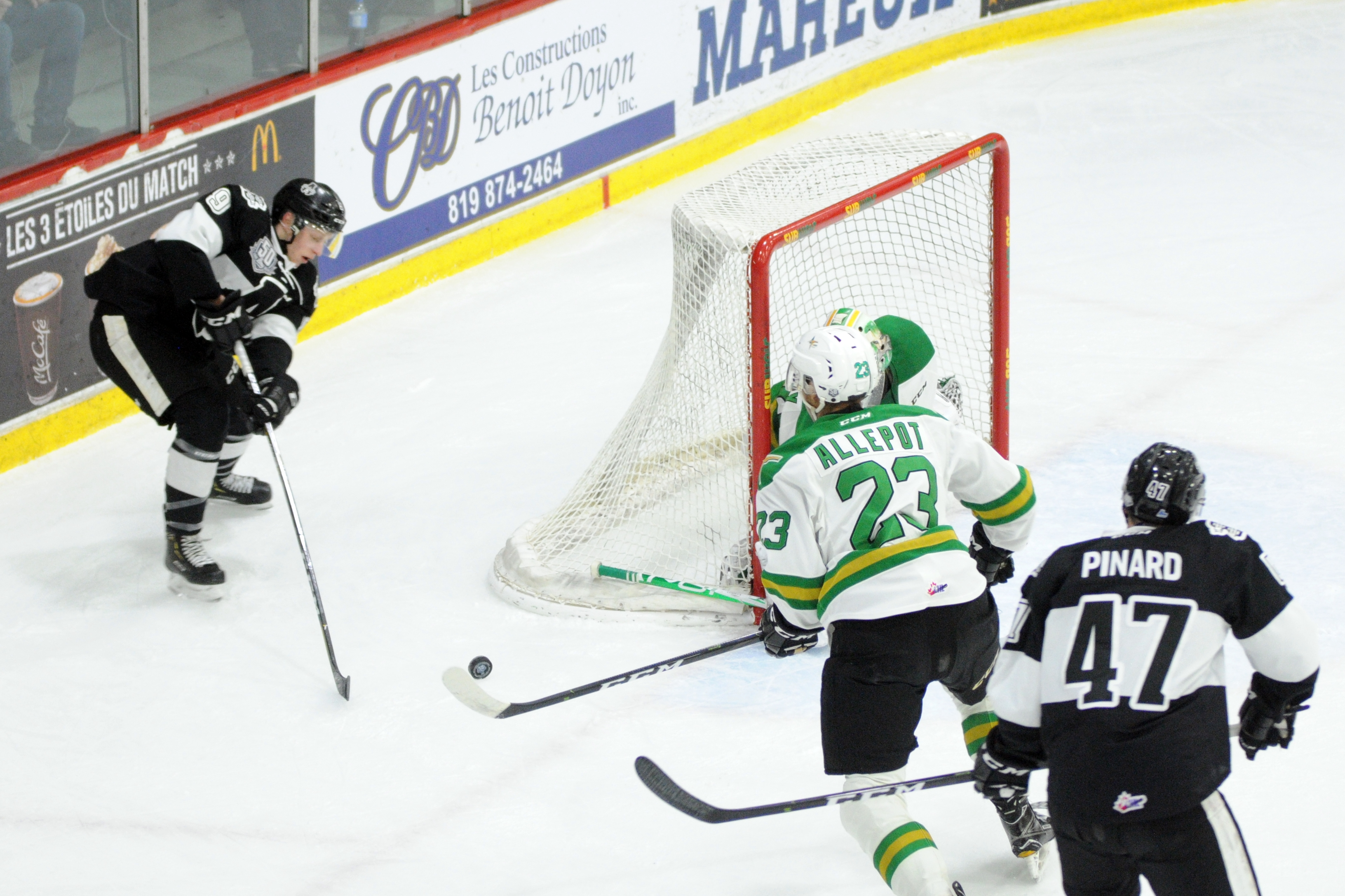 Armada Blainville-Boisbriand - Foreurs Val-d'Or