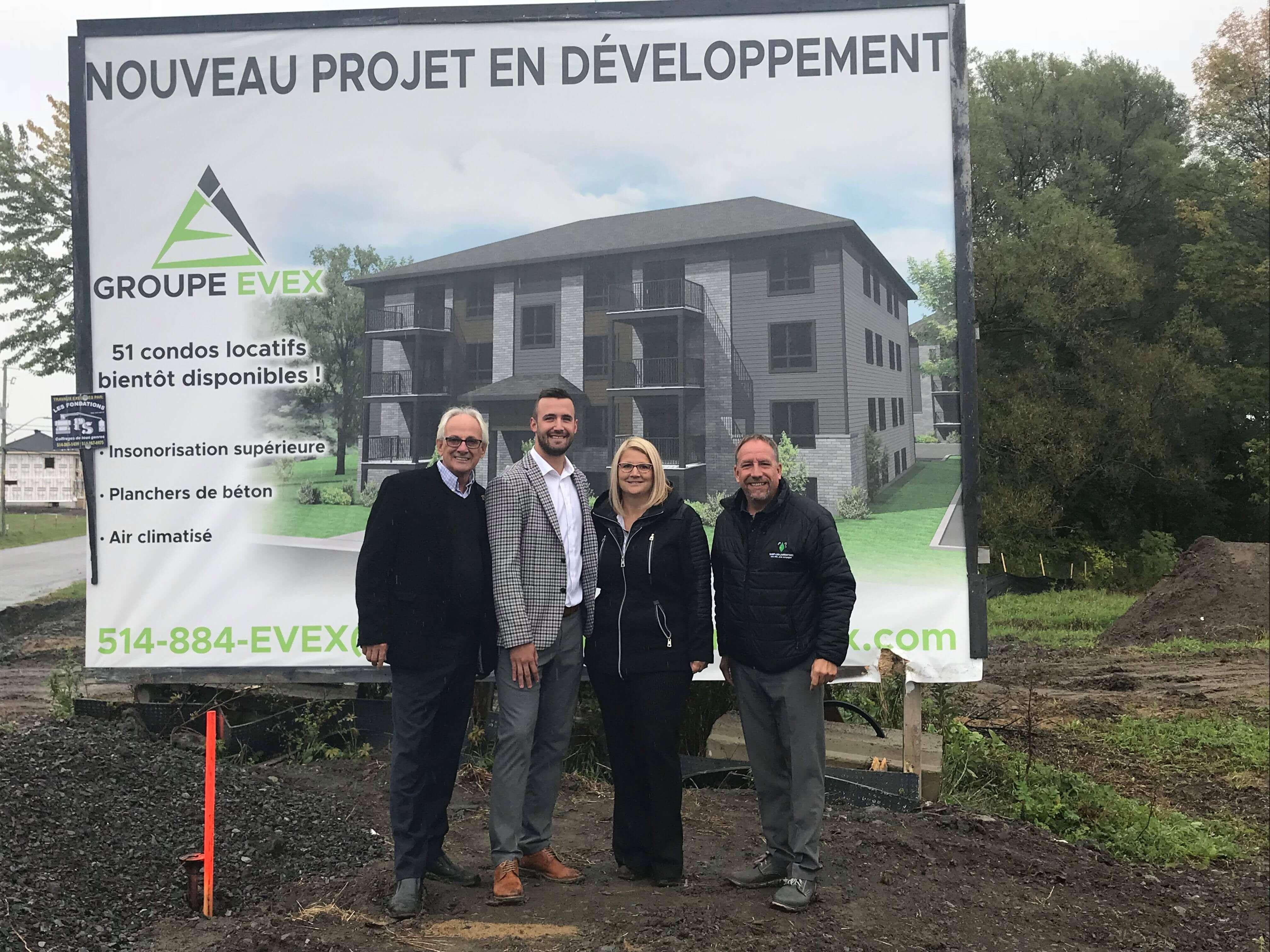 Annonce du projet immobilier