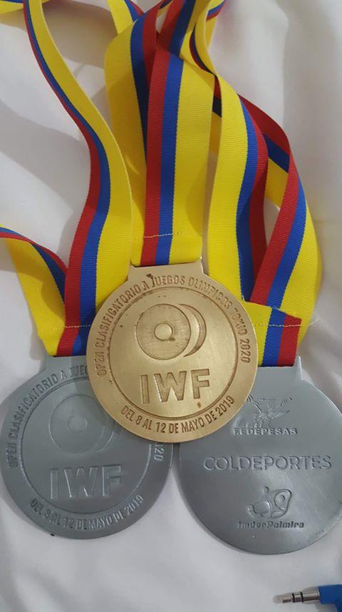 Médaille Maude Charron