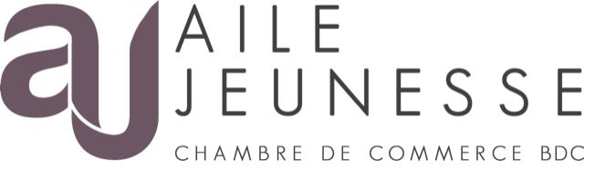 Logo Aile Jeunesse de la Chambre de commerce Baie-des-Chaleurs