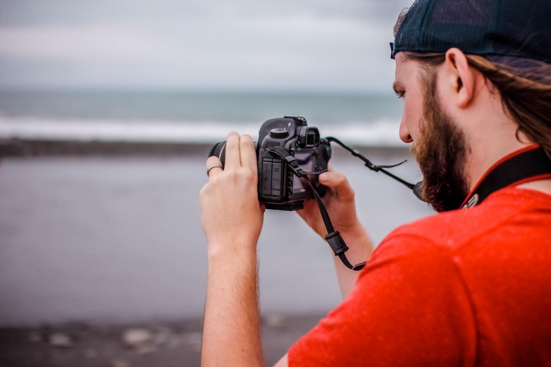 Concours de photos.