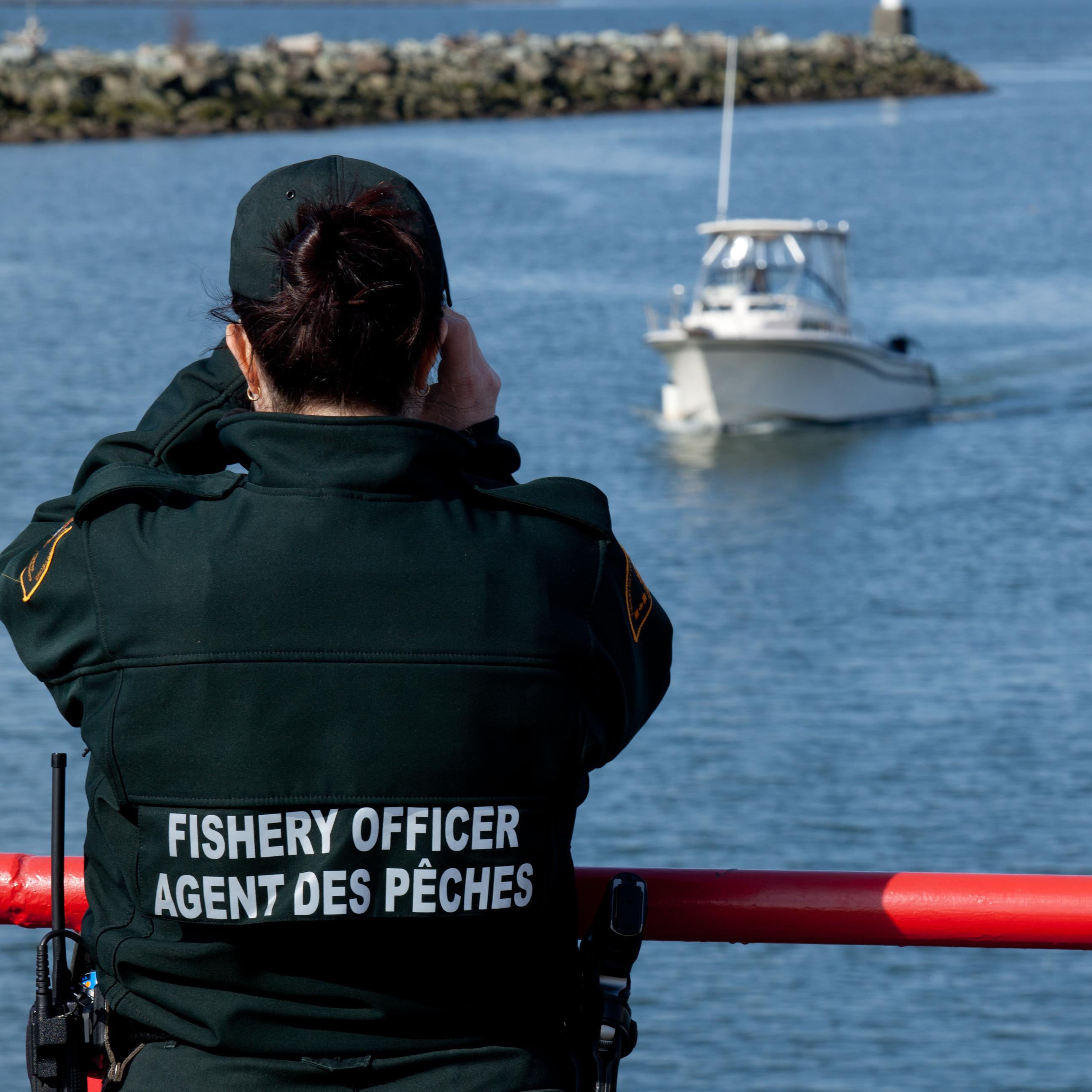 Agent des pêches
