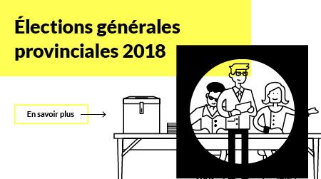 Élections générales 2018 : début du vote par anticipation