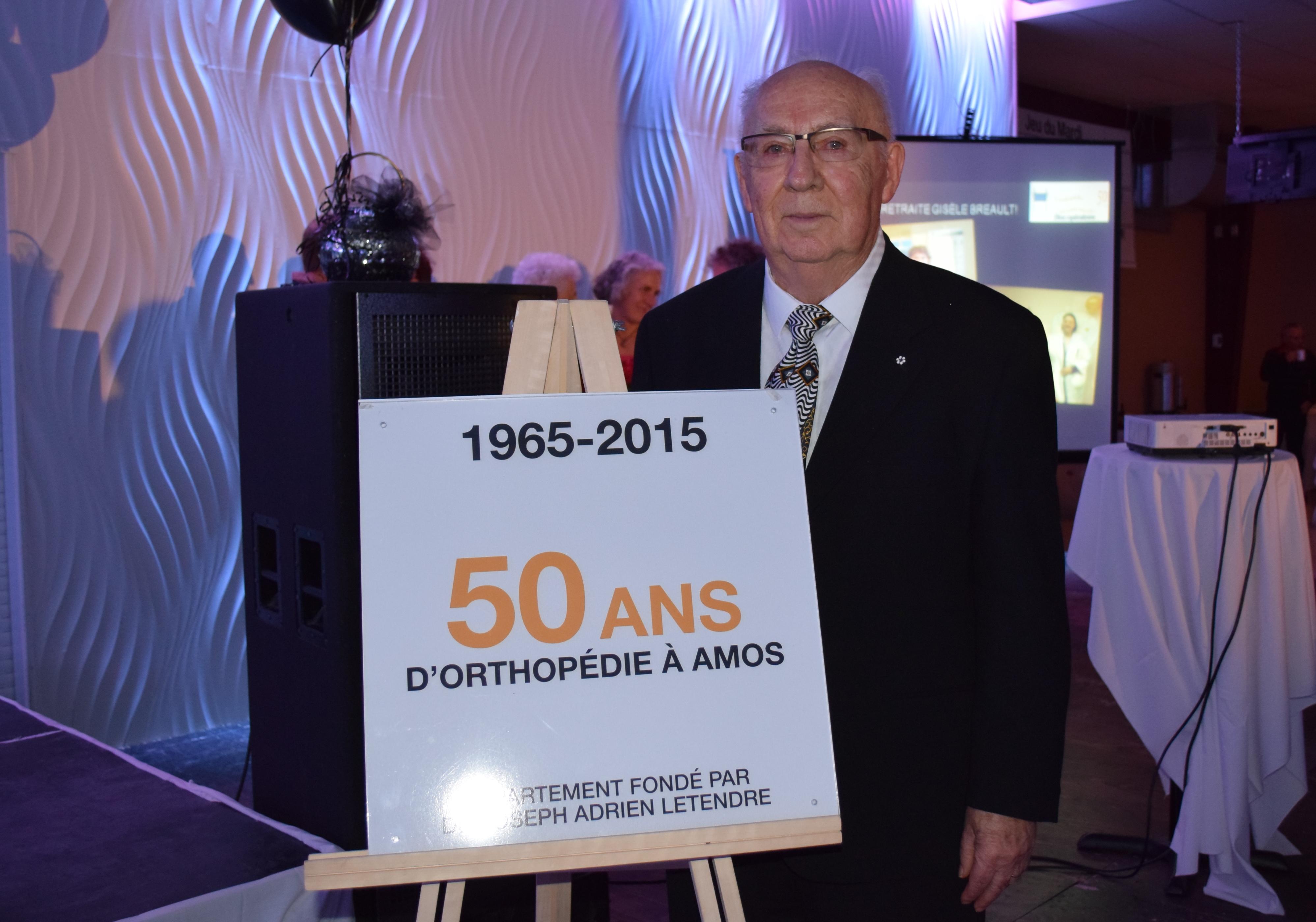 Dr Joseph-Adrien Letendre