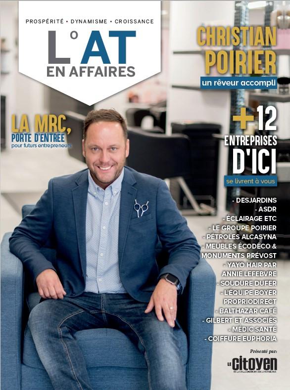 Magazine L'AT en Affaires Val-d'Or