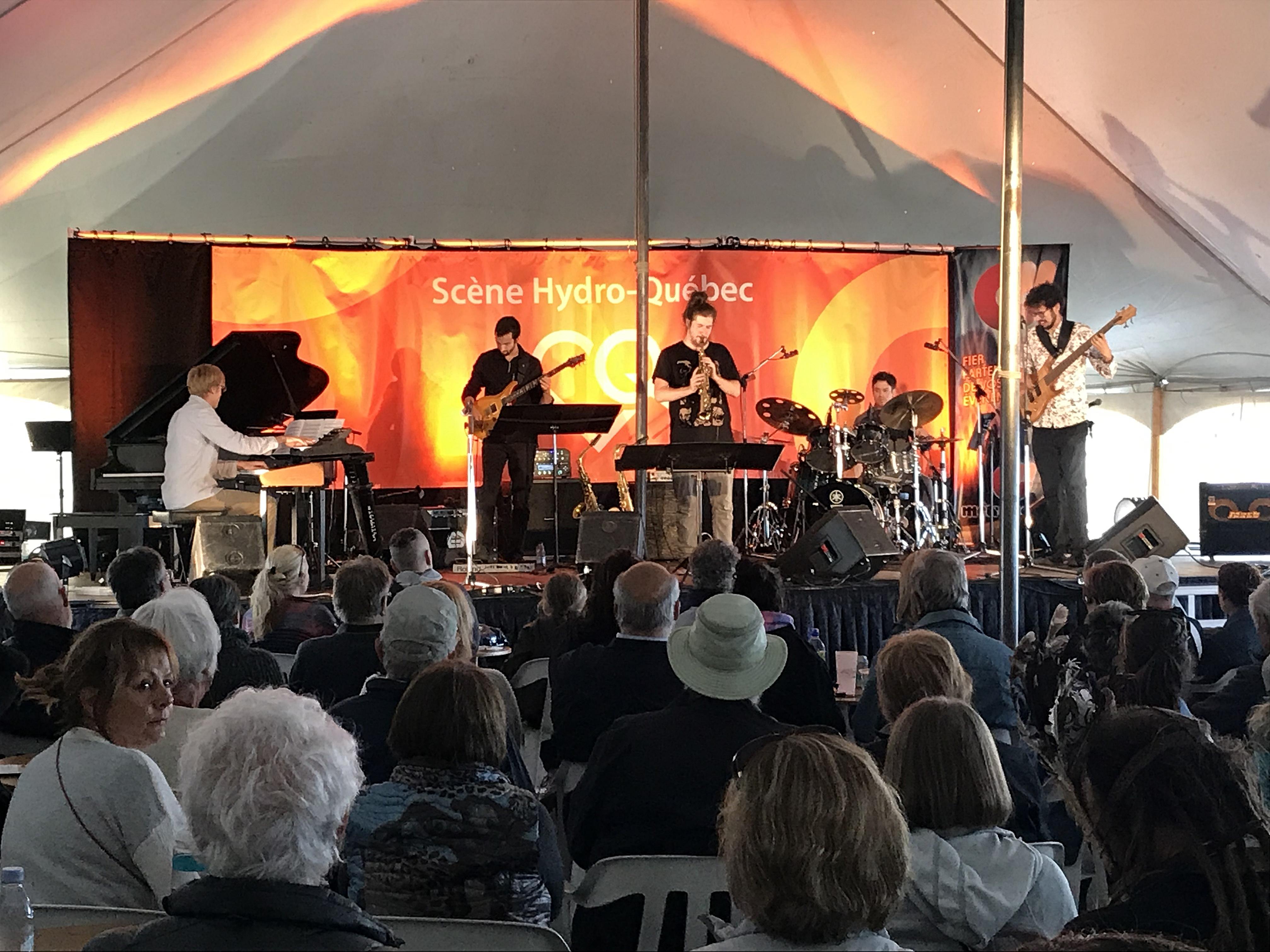 Carl Mayotte Quintet