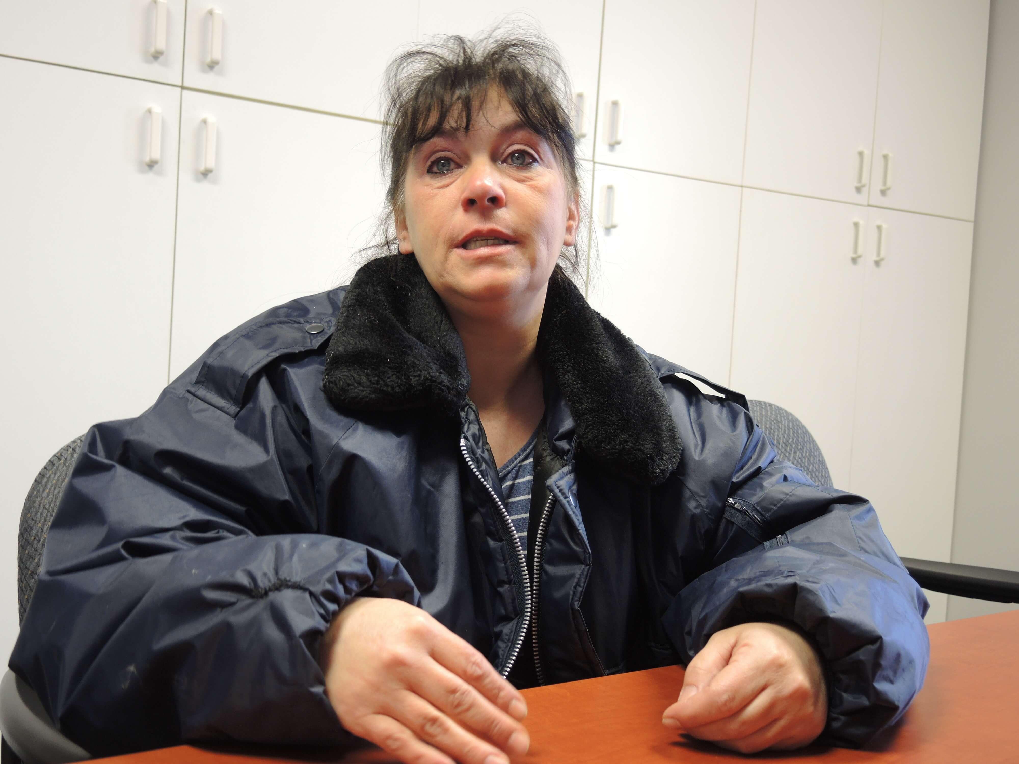 Nancy Veillette Jonathan Belley