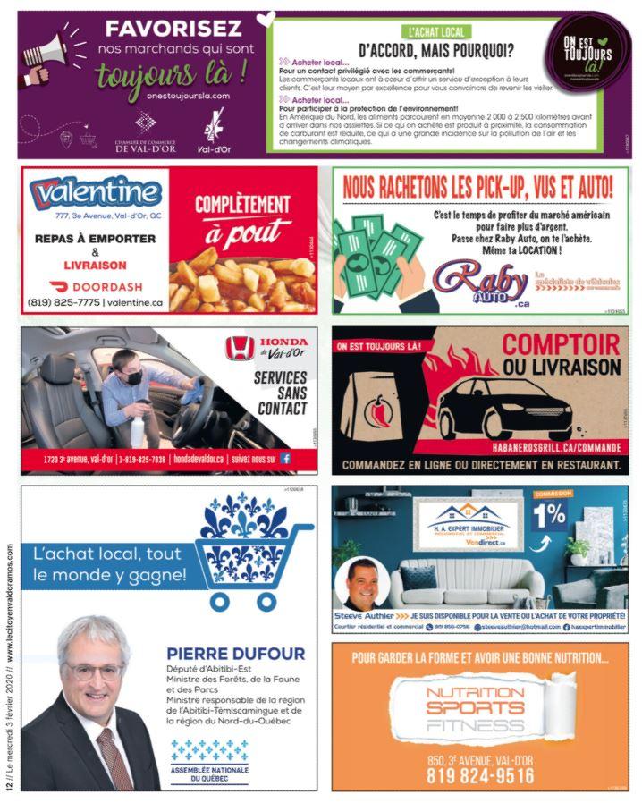 page 2 3 février