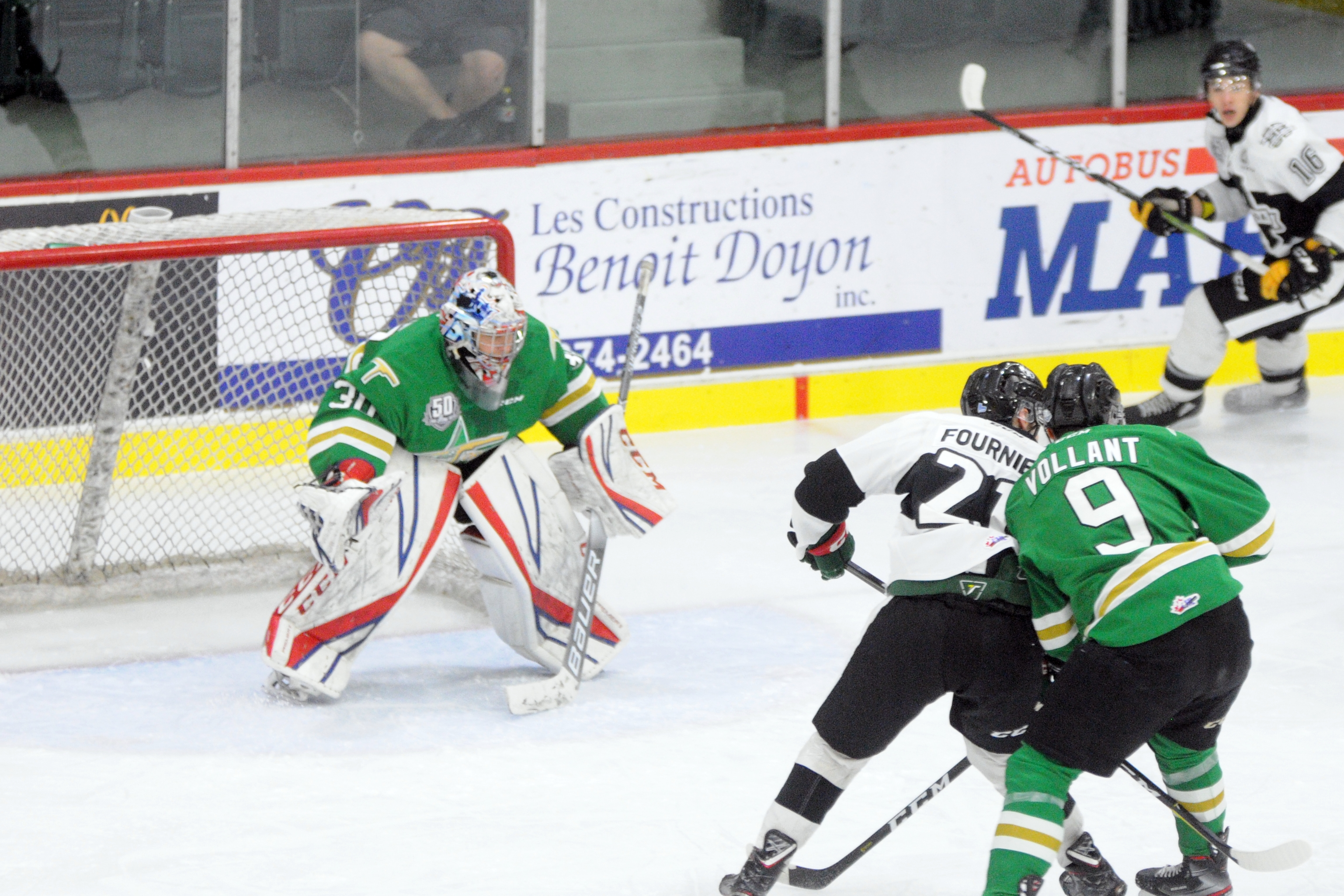 Francesco Lapenna - Foreurs Val-d'Or