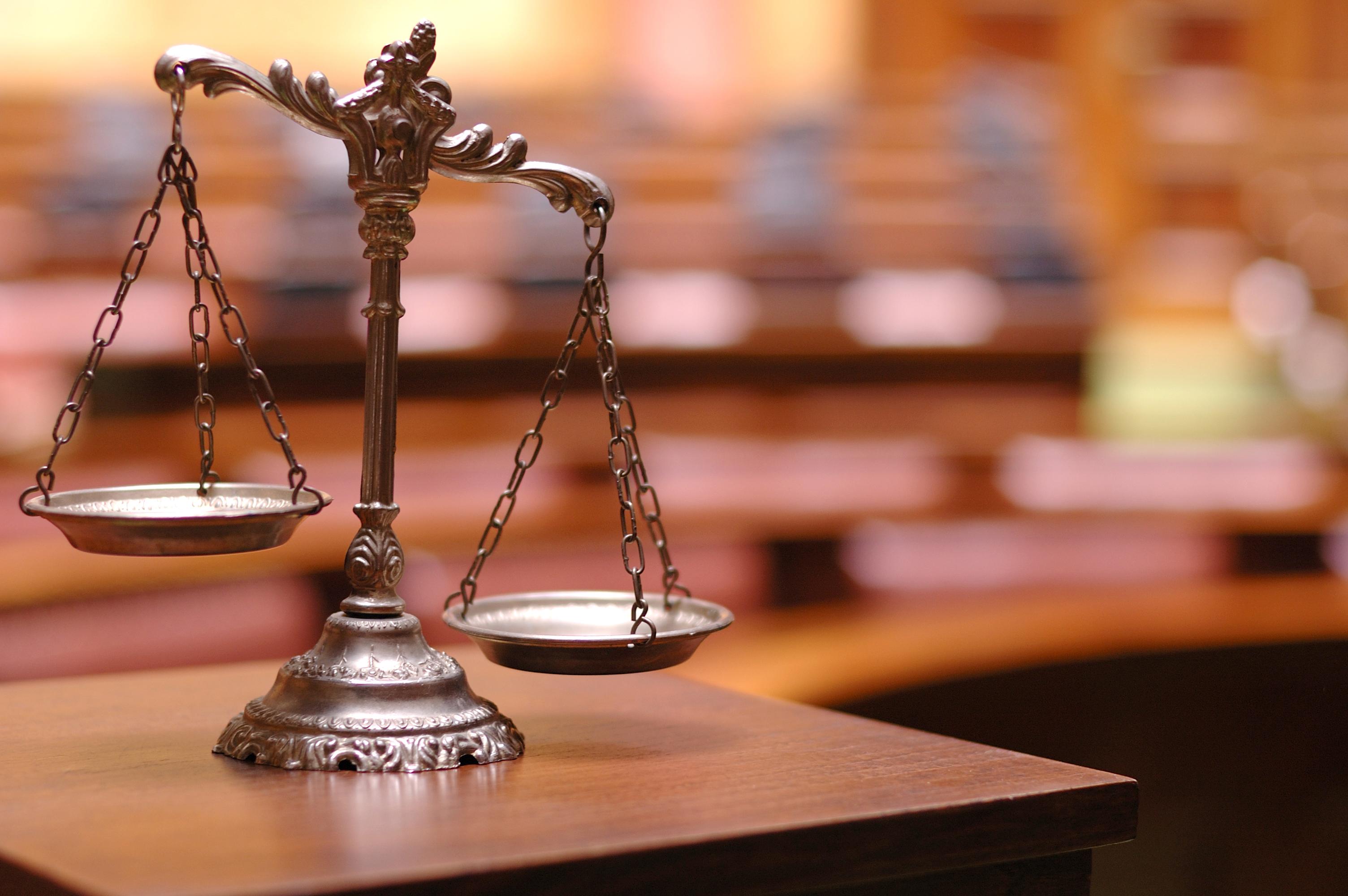 clinique médical, balance, loi