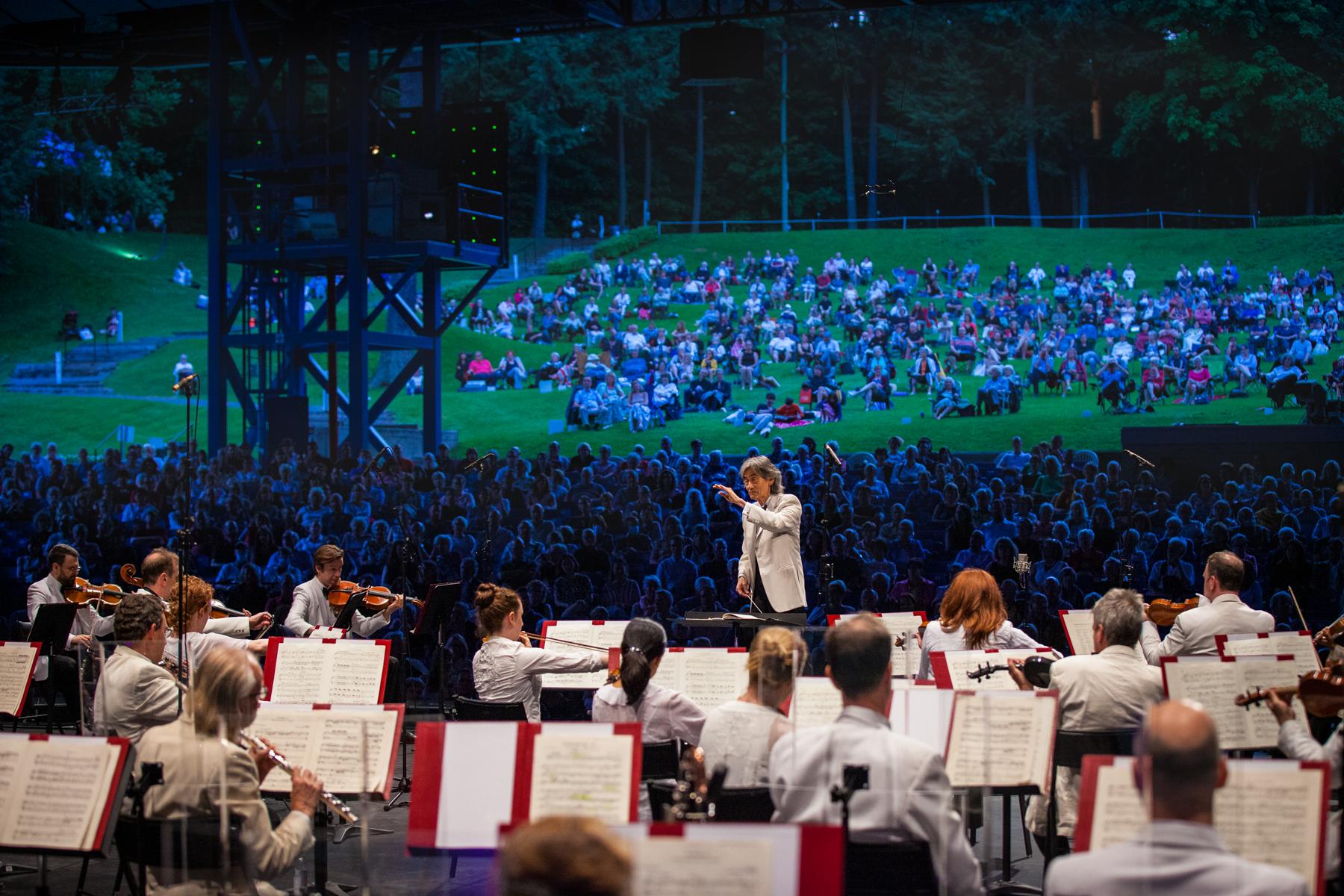 Kent Nagano Festival de Lanaudière