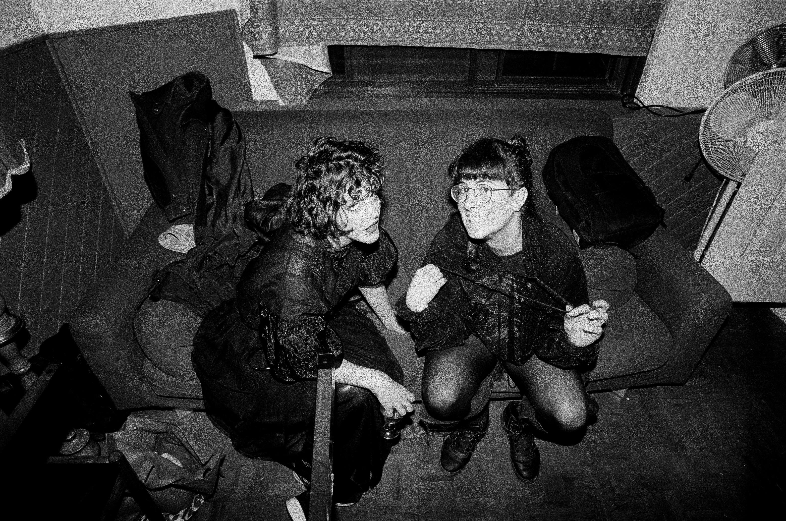 Le duo La Fièvre, composé des Rimouskoises Zéa Beaulieu-April et Ma-Au Leclerc, vient de lancer son premier album.
