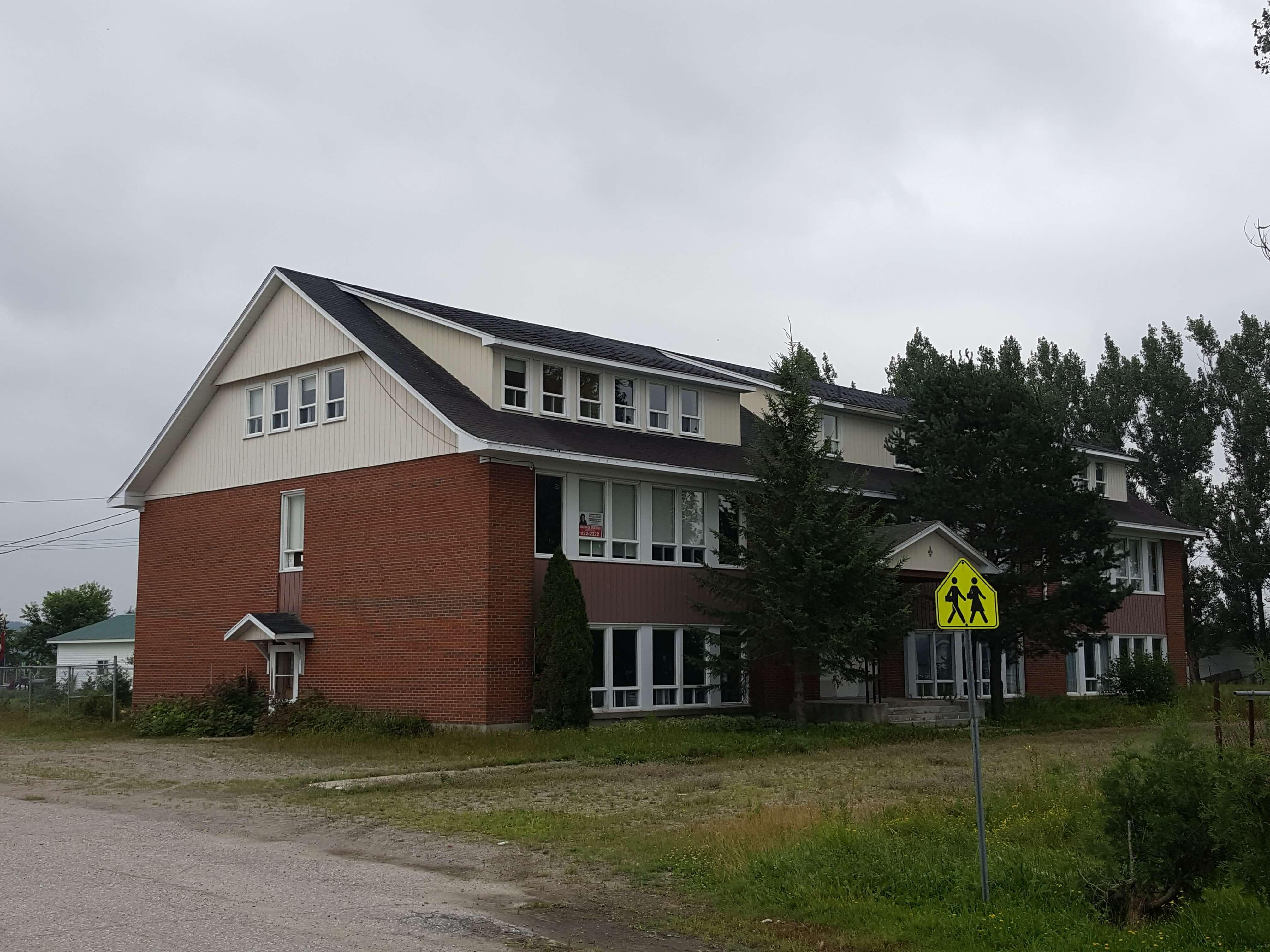 École Fugèreville