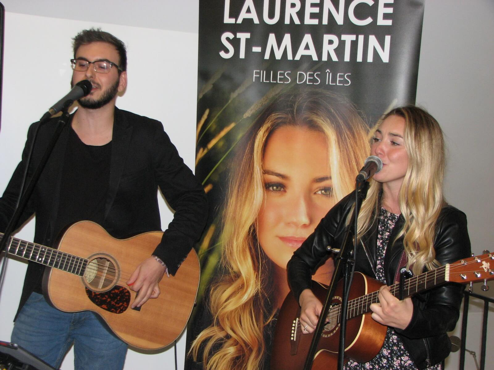 St-Martin Laurence